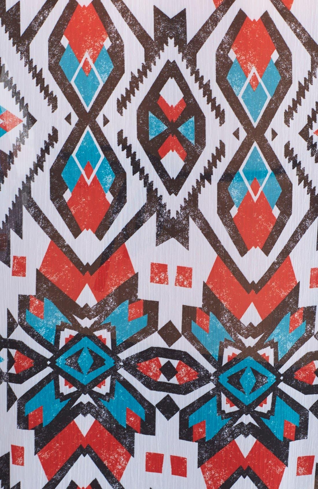 Alternate Image 3  - Becca Print Kimono Cover-Up