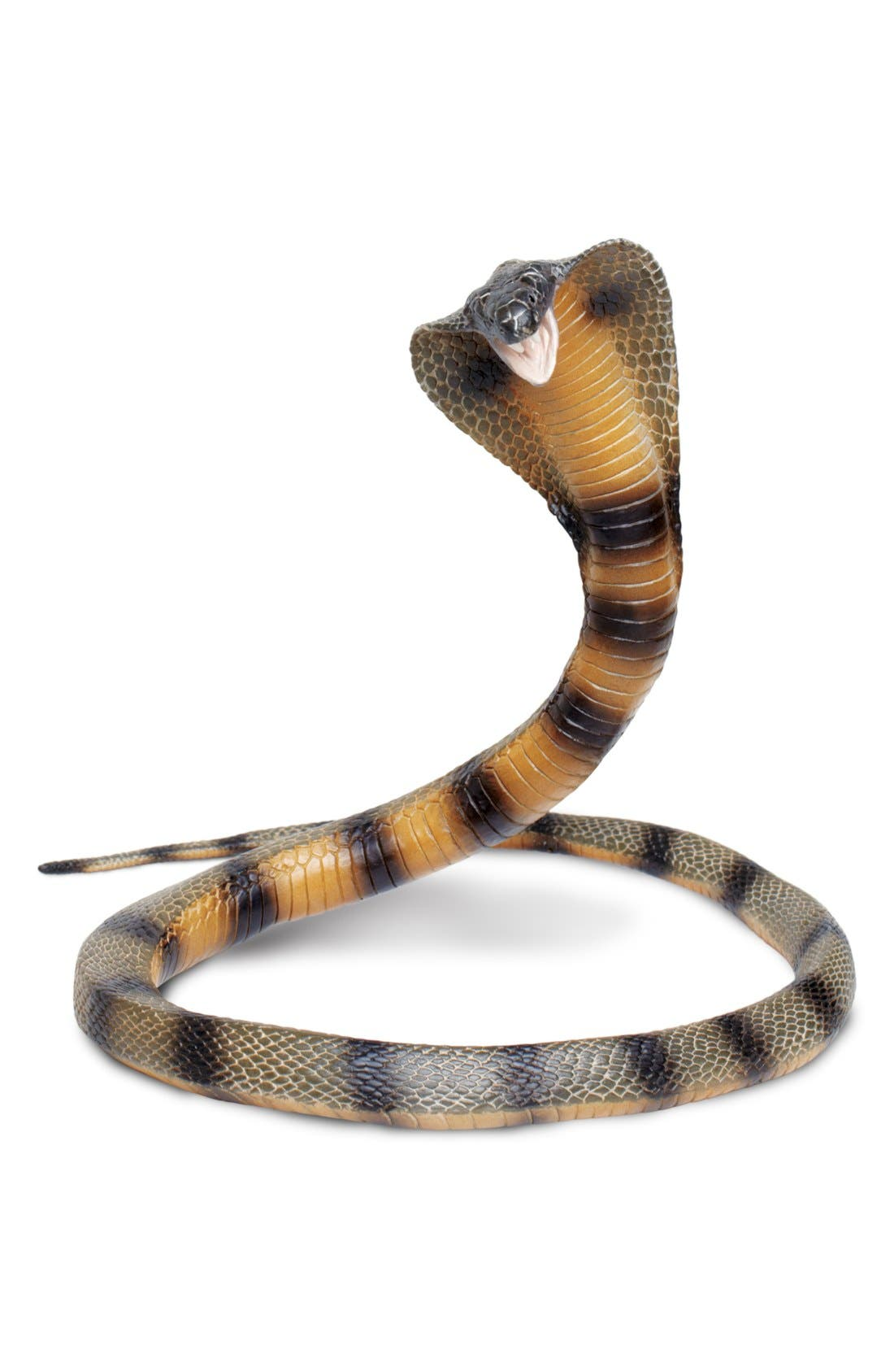 SAFARI LTD. Cobra Snake Figurine