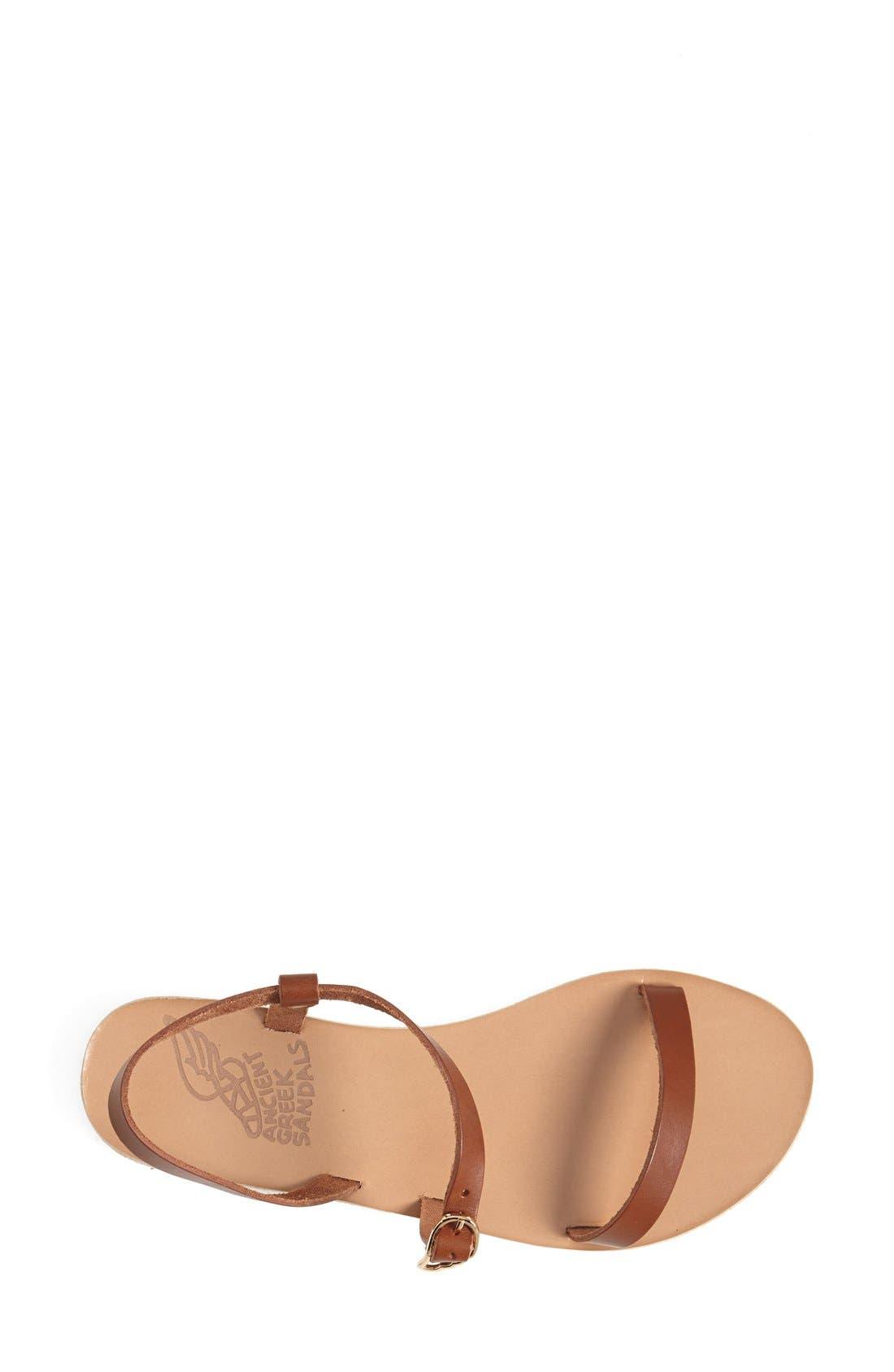 Alternate Image 3  - Ancient Greek Sandals 'Niove' Leather Sandal (Women)