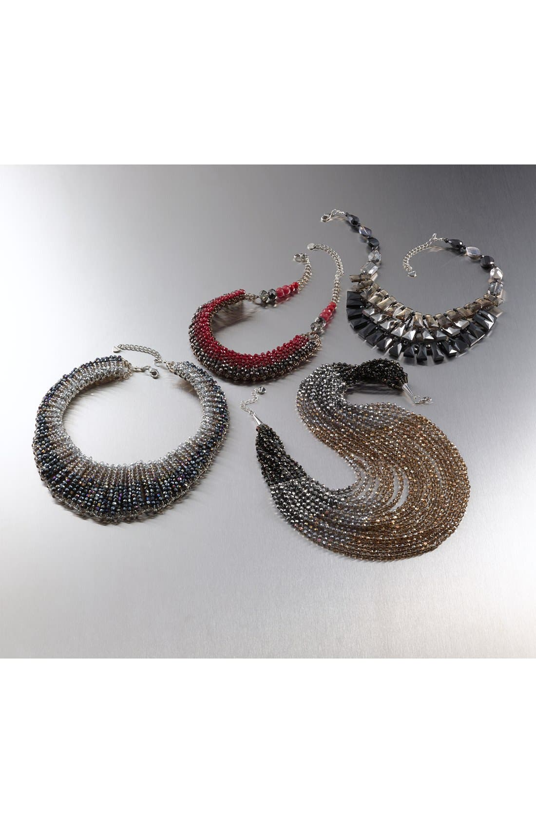 Alternate Image 3  - Nakamol Design 'Half Line Couture' Collar Necklace