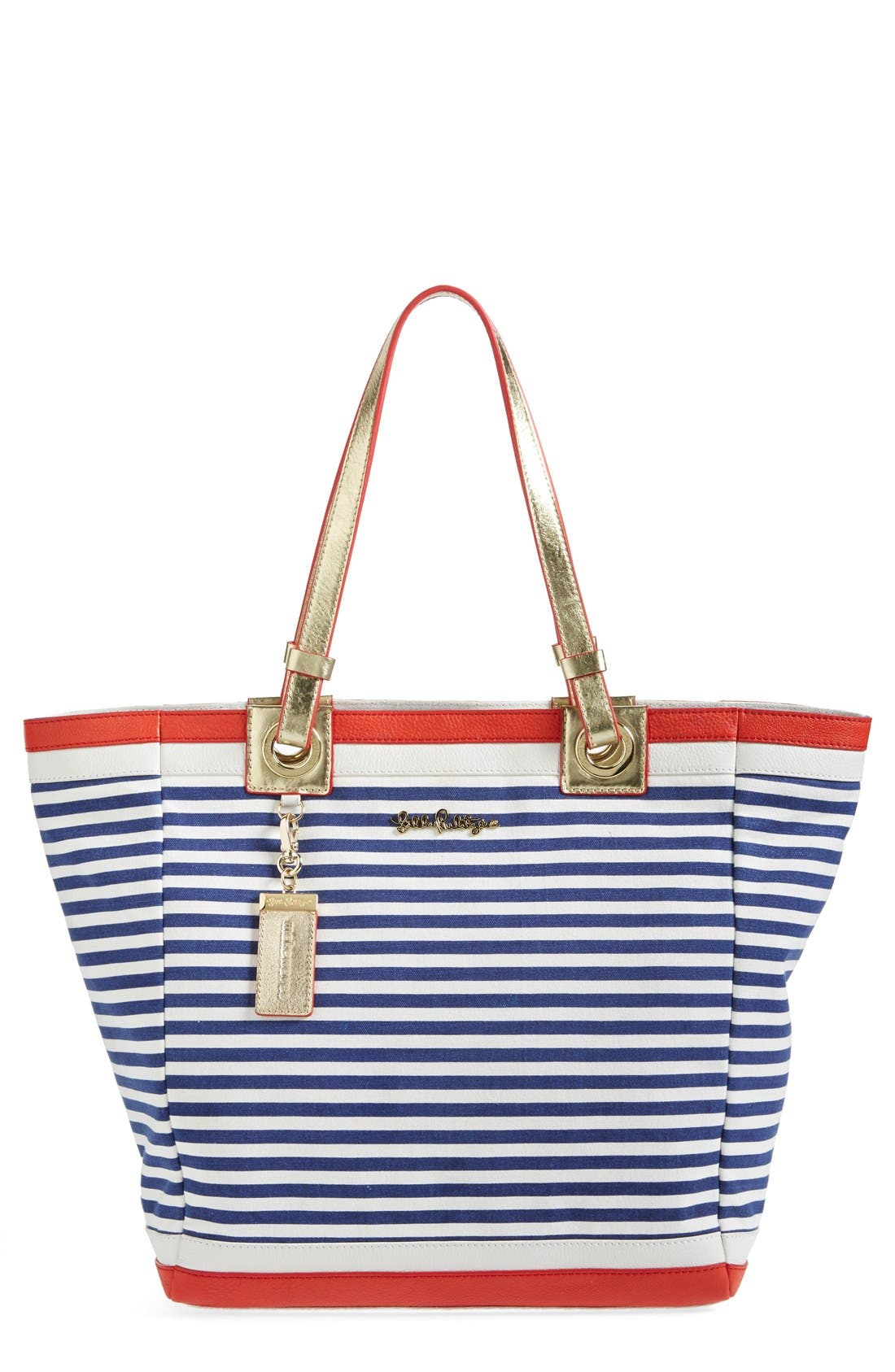 Alternate Image 1 Selected - Lilly Pulitzer® 'Cabana' Tote