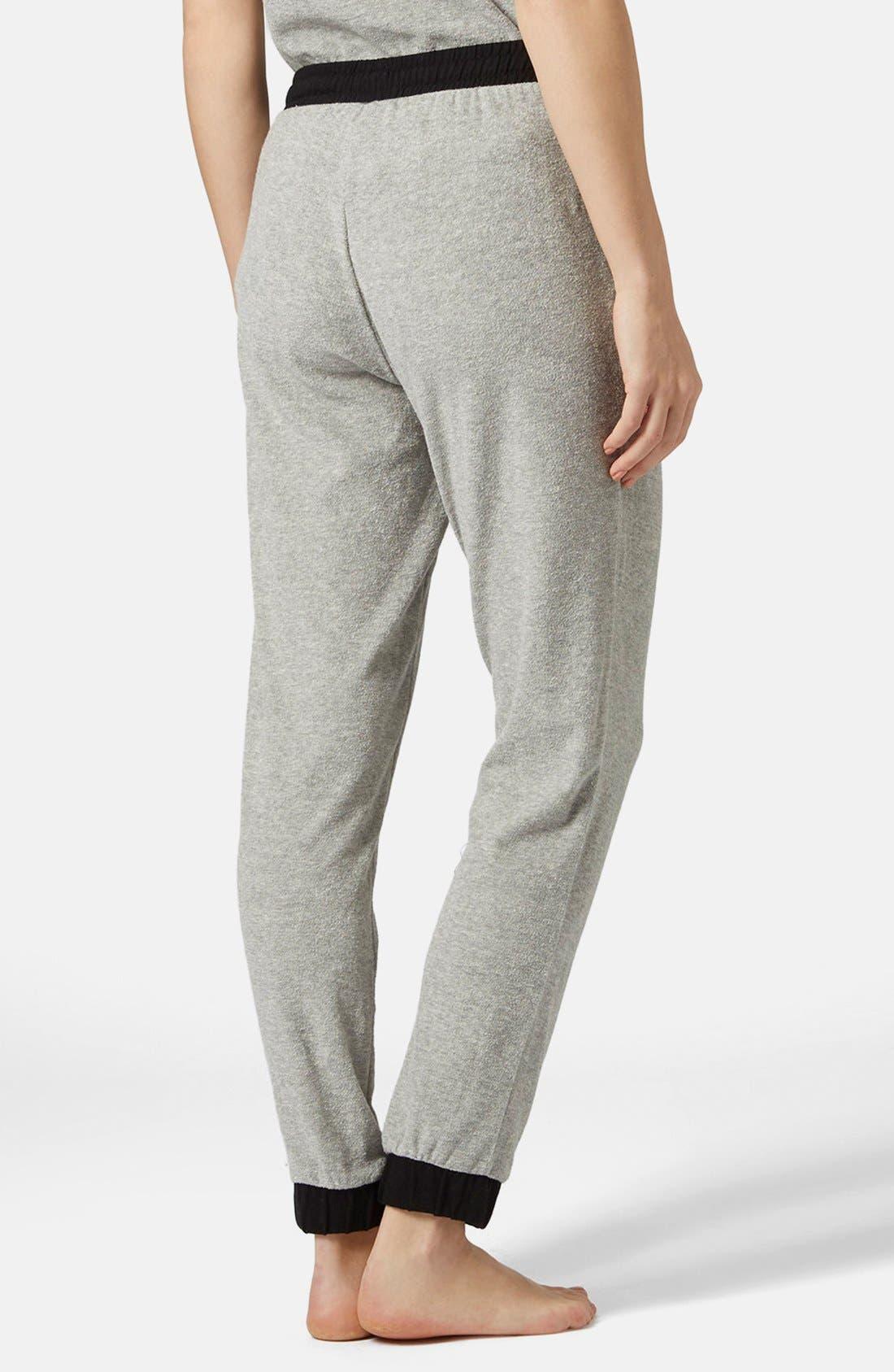 Alternate Image 2  - Topshop Lounge Sweatpants