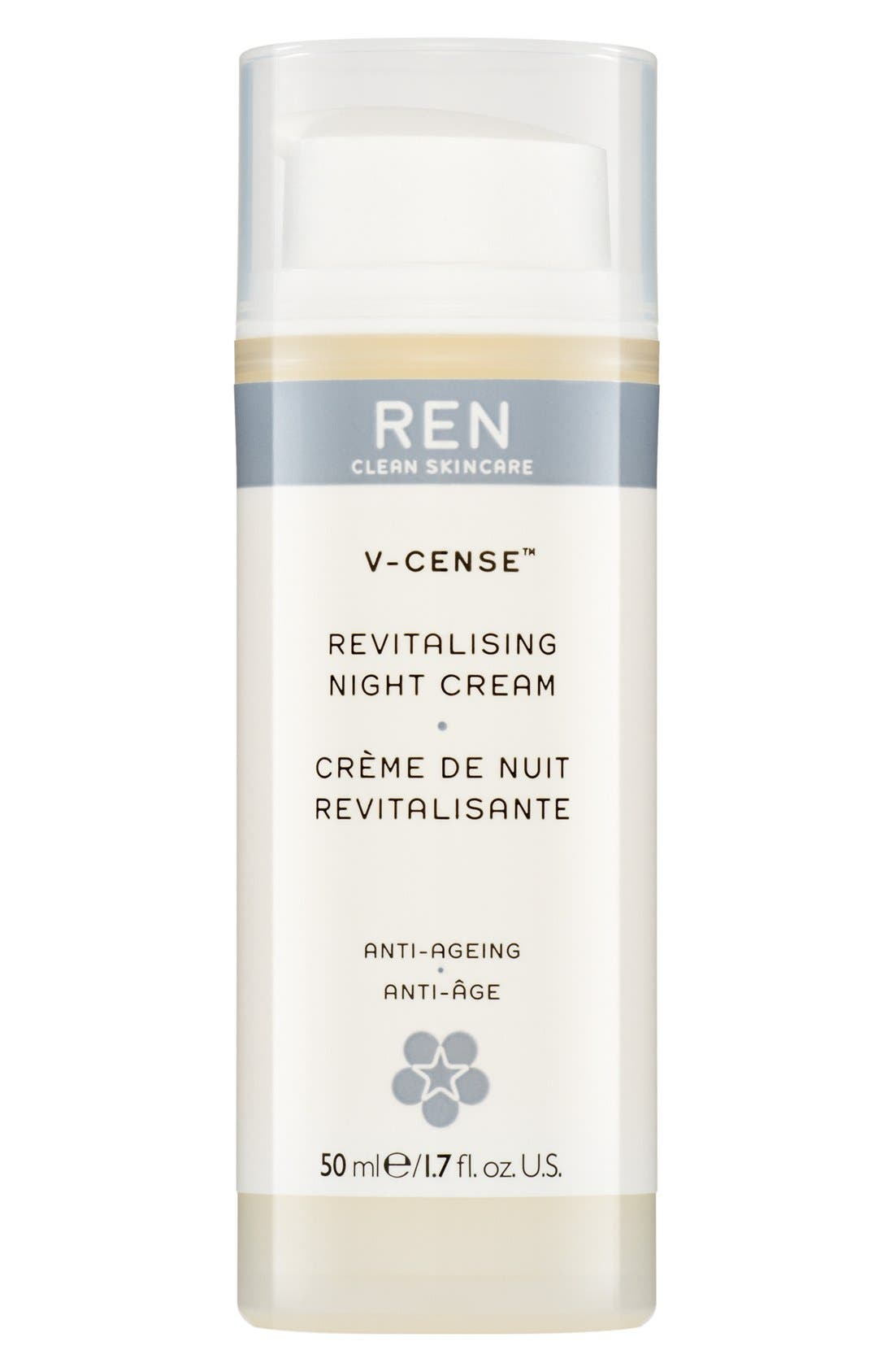 SPACE.NK.apothecary REN V-Cense™ Revitalizing Night Cream