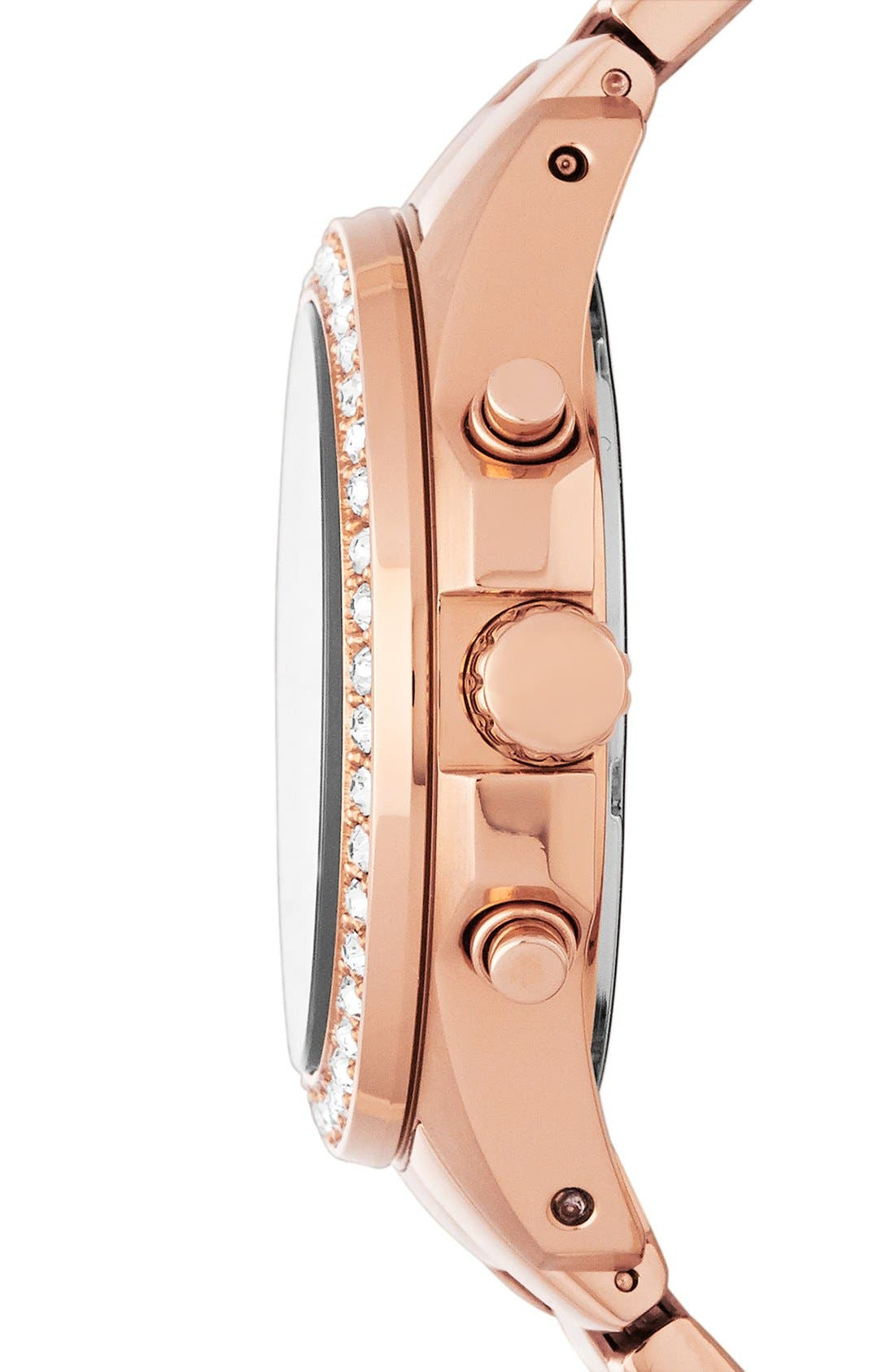 Alternate Image 3  - Fossil Crystal Topring Watch, 38mm