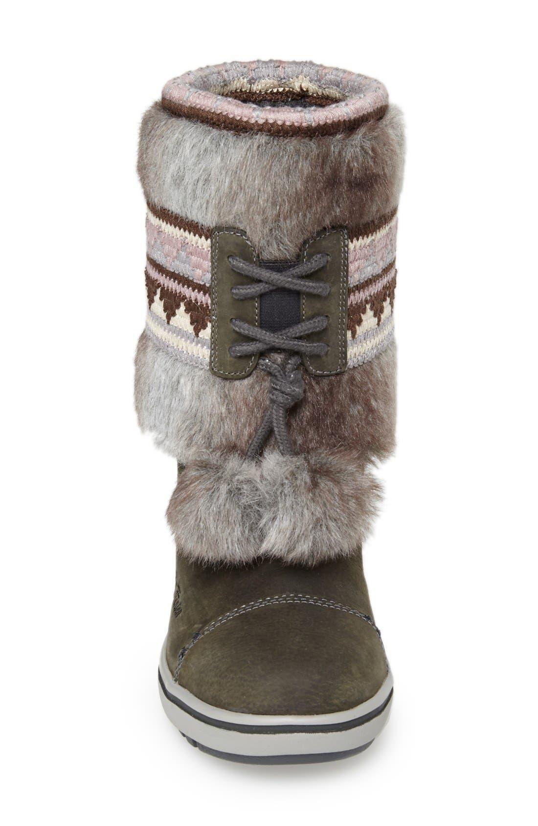 Alternate Image 3  - Helly Hansen 'Iskoras' Waterproof Leather Snow Boot (Women)