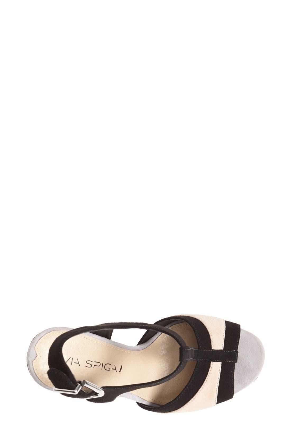 Alternate Image 3  - Via Spiga 'Talisa' T-Strap Sandal (Women)
