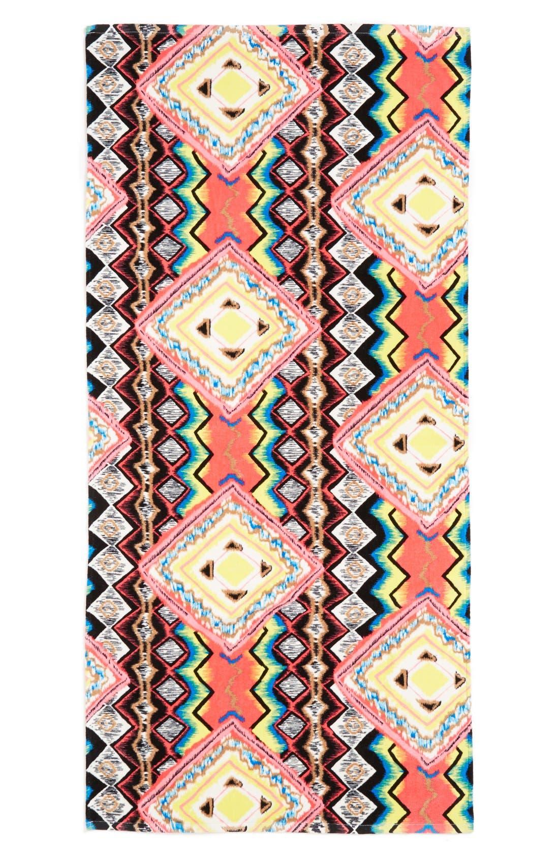 Main Image - Volcom 'City Lights' Print Towel