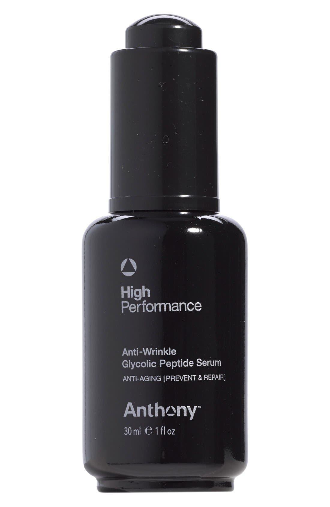 Anthony™ High-Performance Anti-Wrinkle Glycolic Peptide Serum