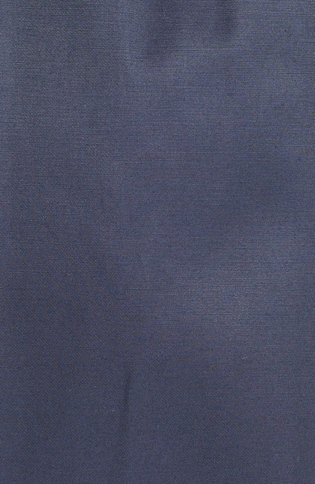 Alternate Image 3  - Laundry by Shelli Segal Skirted Trench Coat
