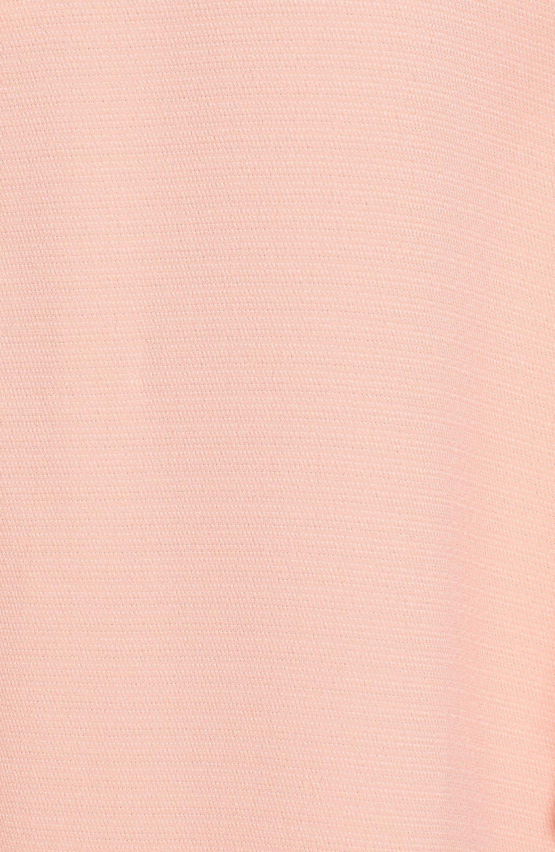 Alternate Image 3  - Rachel Zoe 'Duvall' Cold Shoulder Ruffle Shift Minidress