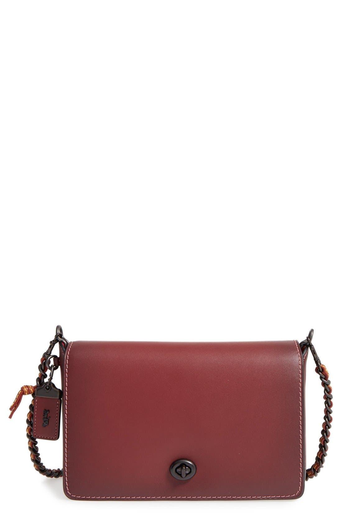 COACH 1941 'Dinky 24' Leather Crossbody Bag