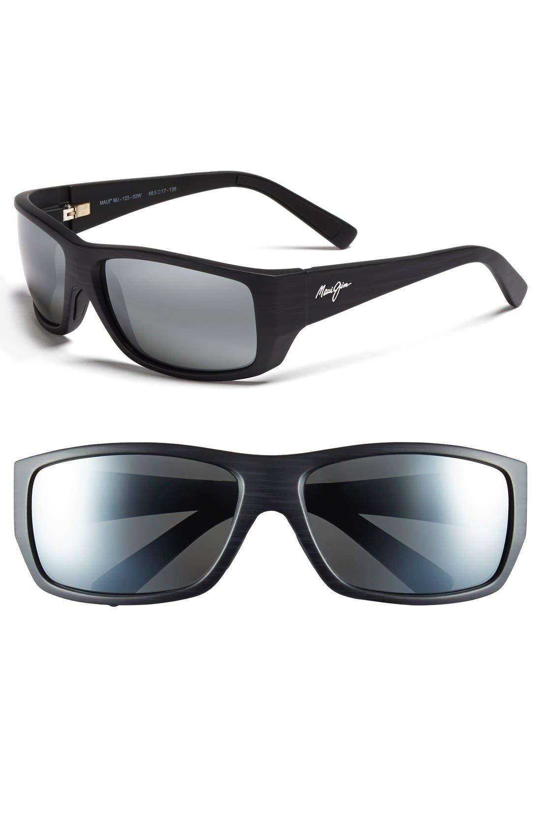 Maui Jim 'Wassup - PolarizedPlus®2' 61mm Polarized Sunglasses