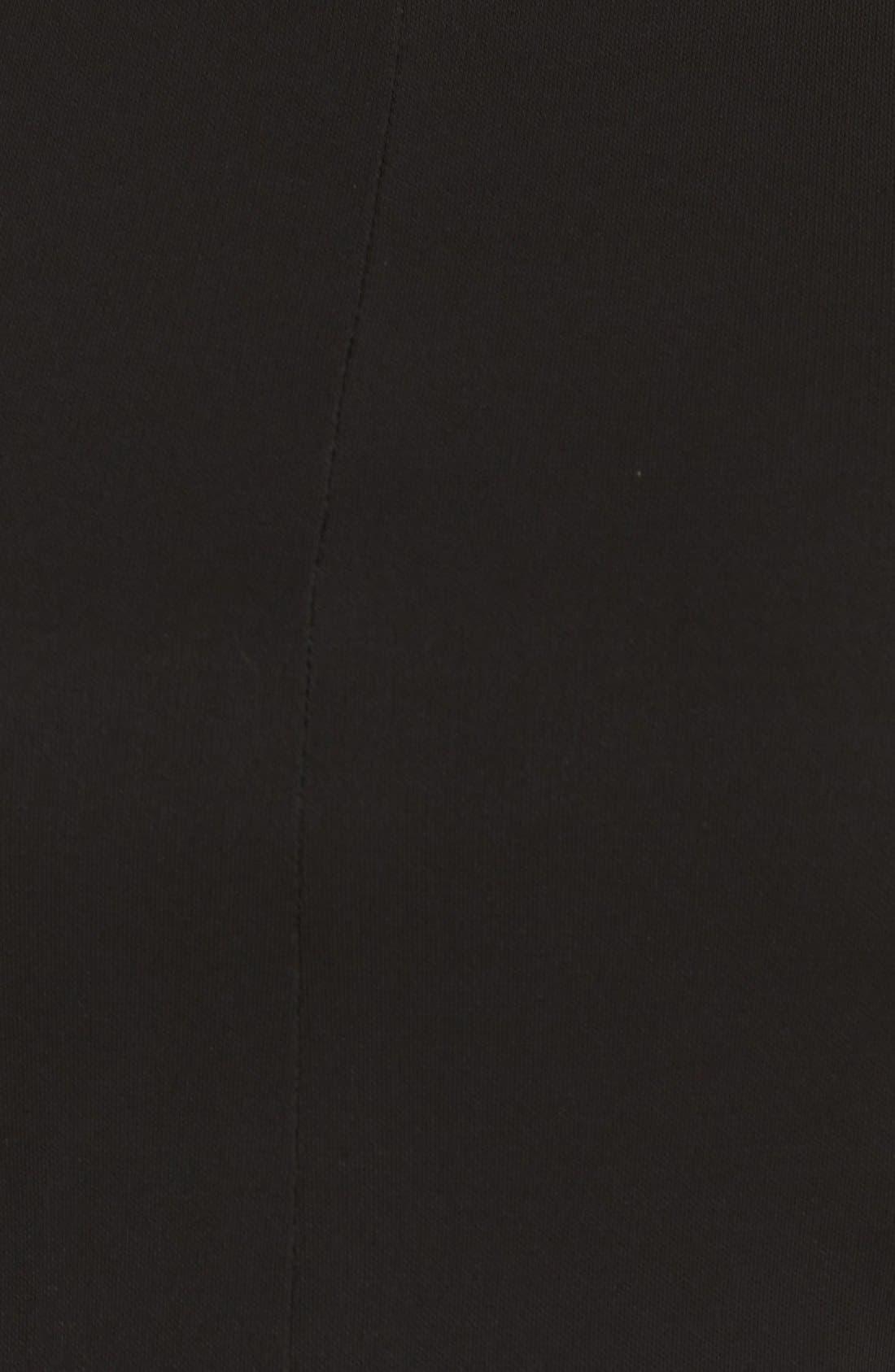 Alternate Image 5  - Maria Bianca Nero Victoria Sleeveless Gown