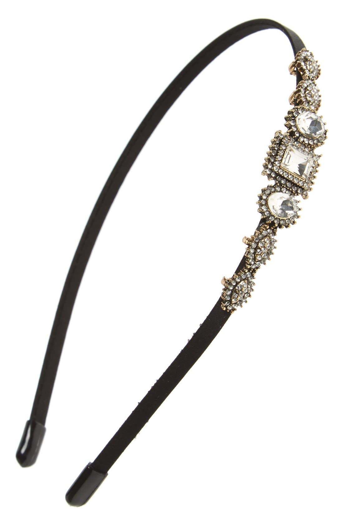 Main Image - Tasha 'Crystal Clear' Headband