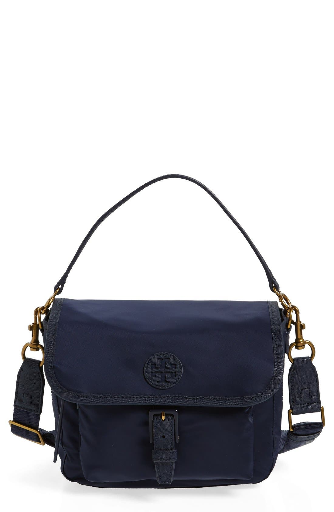 Alternate Image 1 Selected - Tory Burch Scout Nylon Crossbody Bag