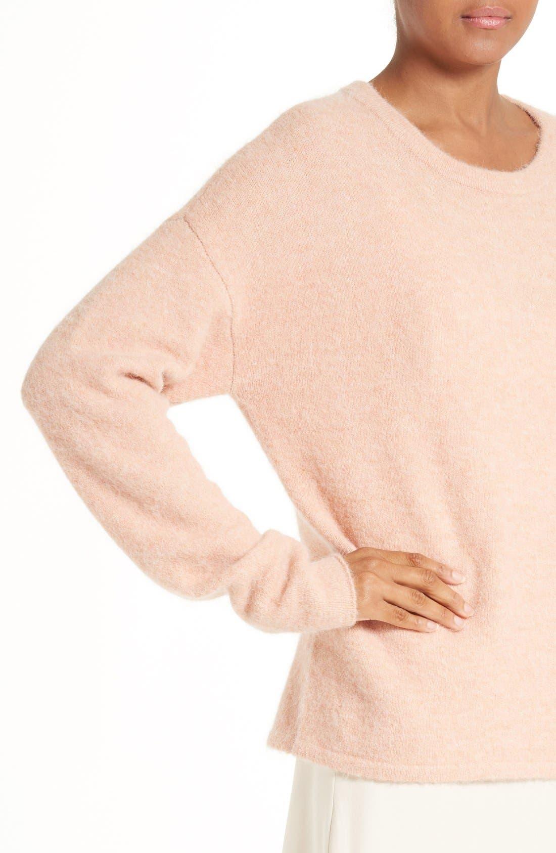 Alternate Image 5  - FRAME Boxy Boyfriend Sweater