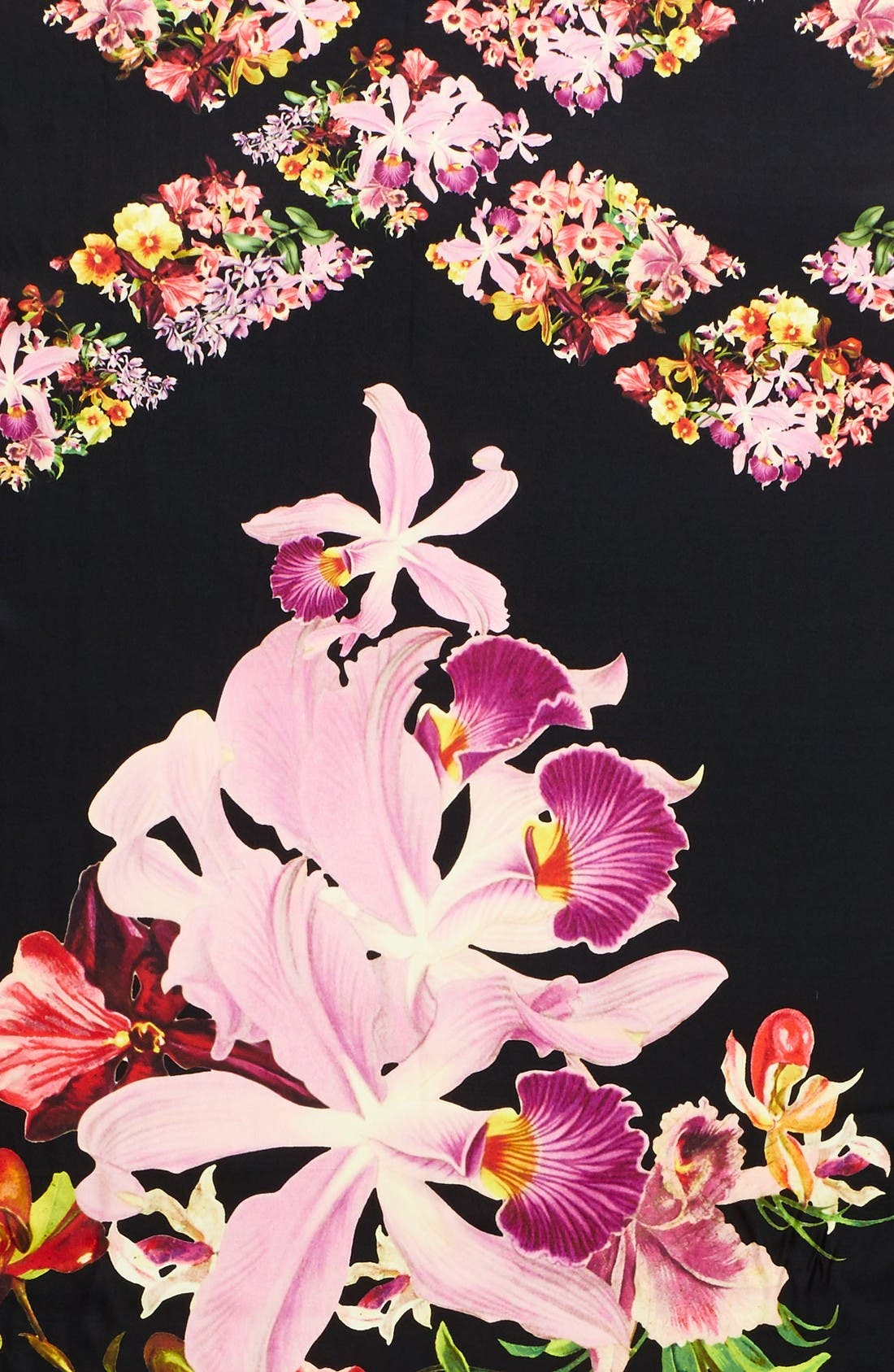 Alternate Image 3  - Ted Baker London Lost Gardens Silk Scarf