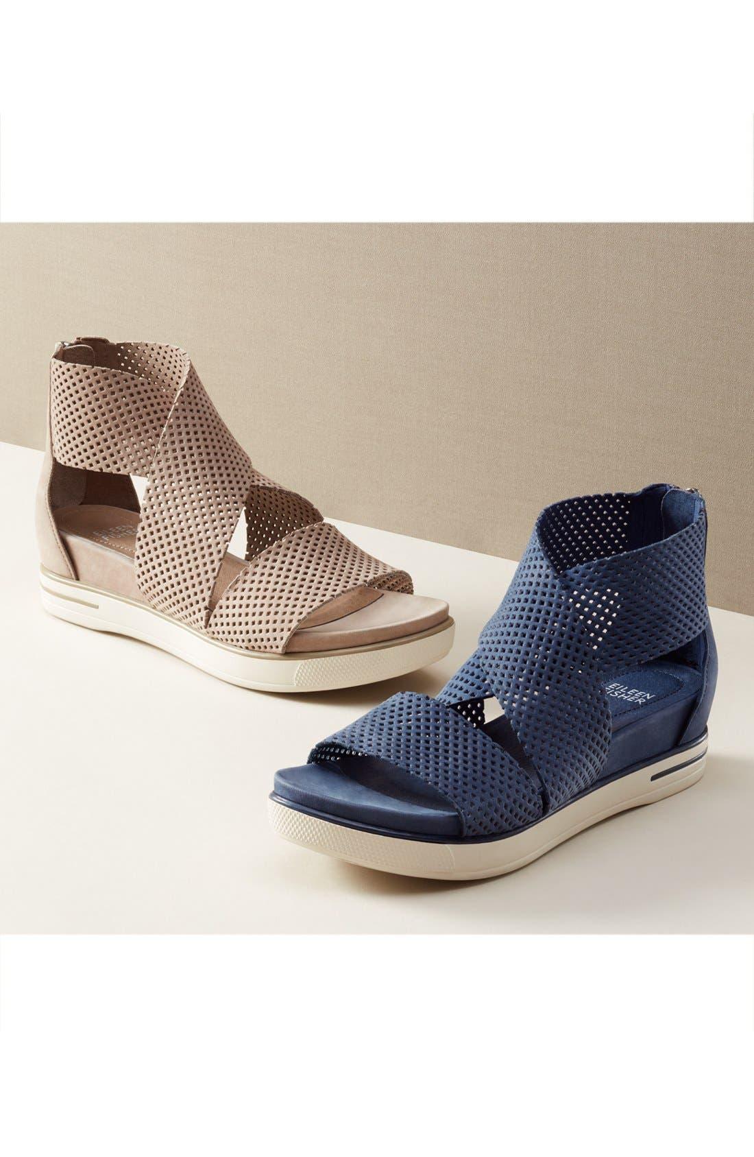 Alternate Image 8  - Eileen Fisher Sport Platform Sandal