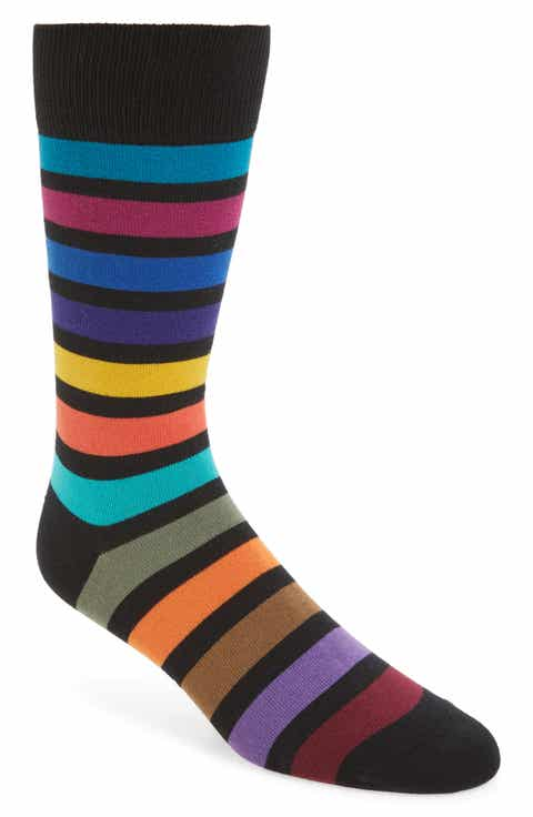 Paul Smith Bright Block Socks