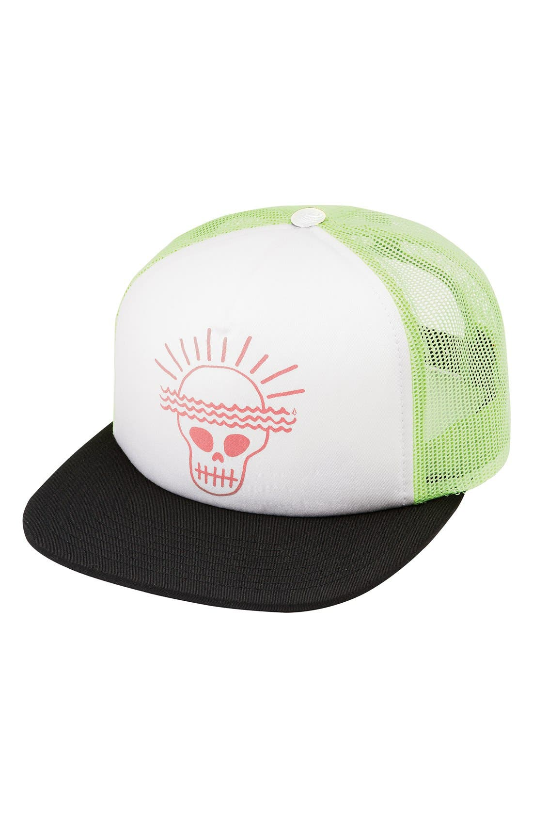Alternate Image 1 Selected - Volcom 'Statement' Trucker Cap