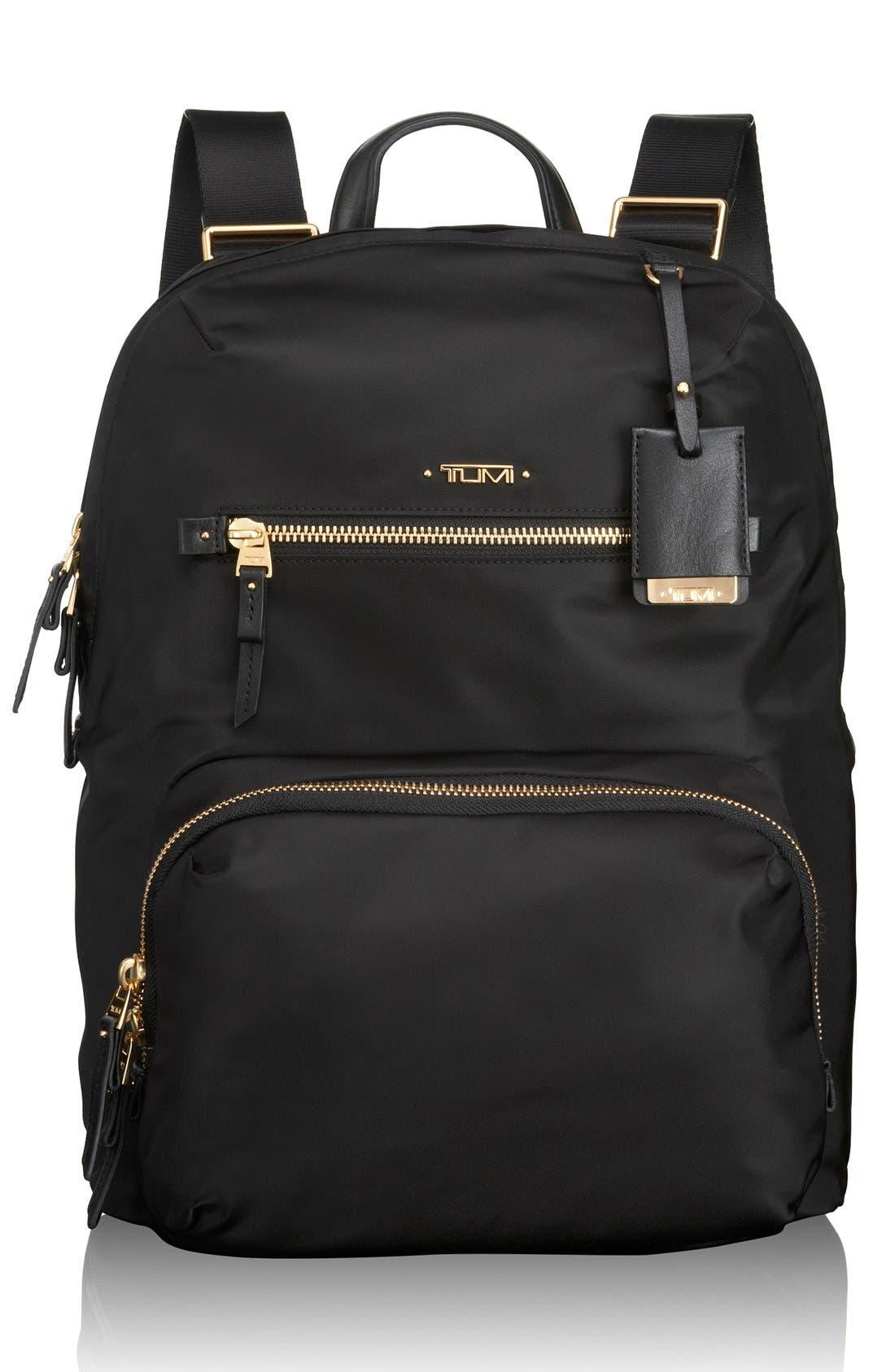 Main Image - Tumi 'Voyageur Halle' Nylon Backpack