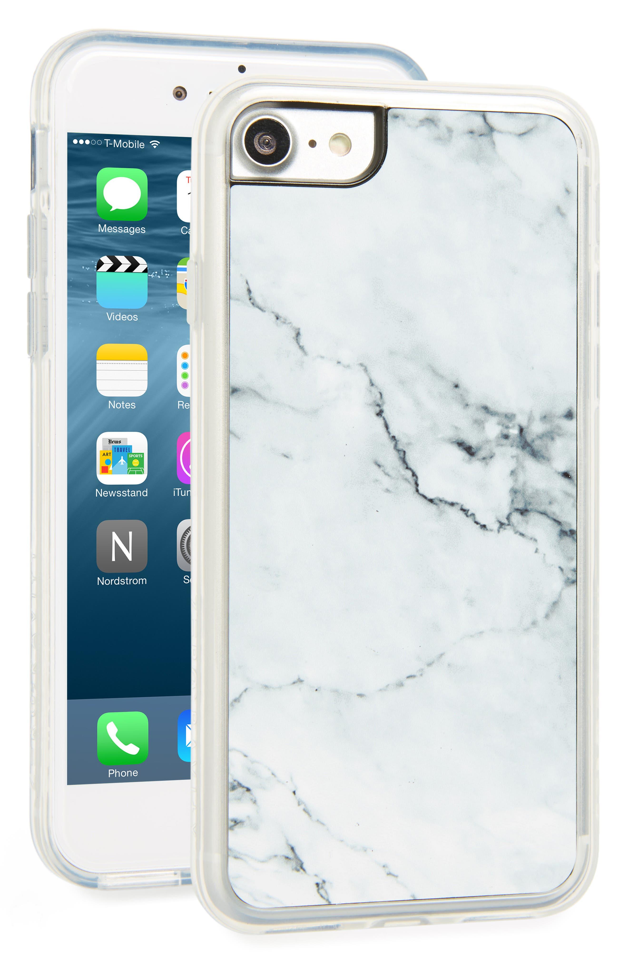 Main Image - Zero Gravity Stoned iPhone 7 & 7 Plus Case
