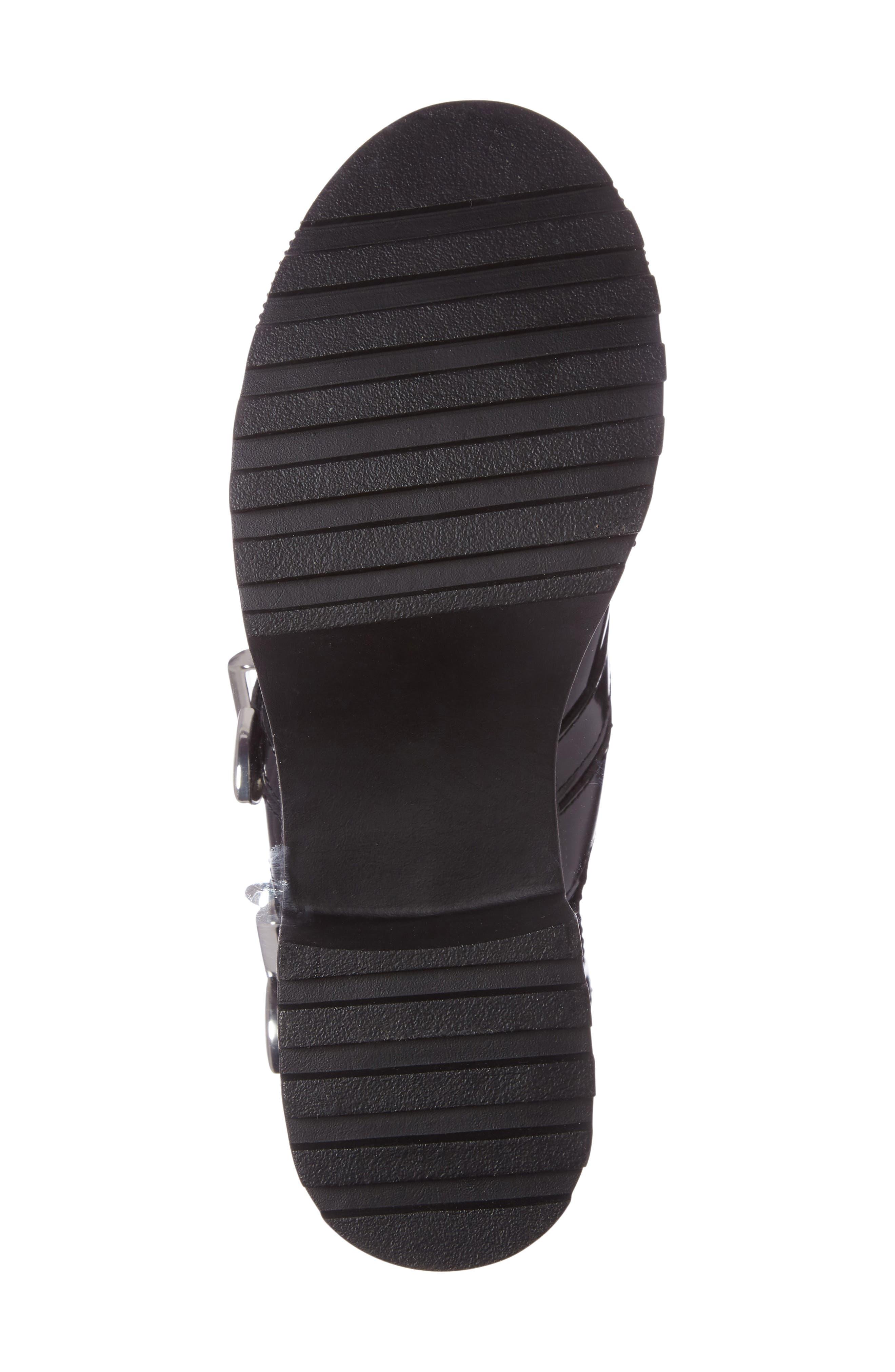Alternate Image 4  - Jeffrey Campbell Mingus Buckle Strap Platform Bootie (Women)
