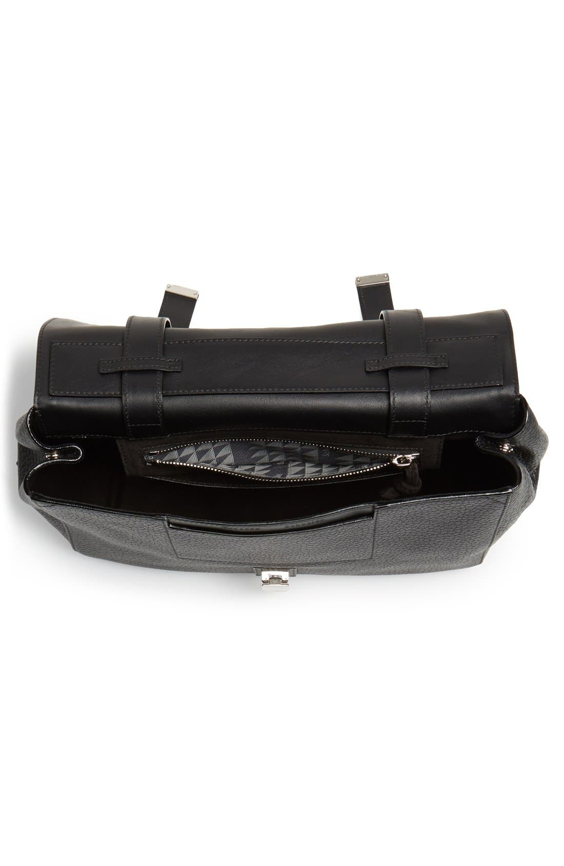 Alternate Image 3  - Proenza Schouler 'Courier' Pebbled Leather Crossbody Bag