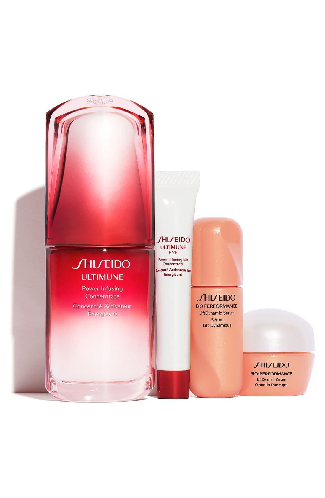 Alternate Image 2  - Shiseido Power Infused Lift Set (Limited Edition) ($134 Value)