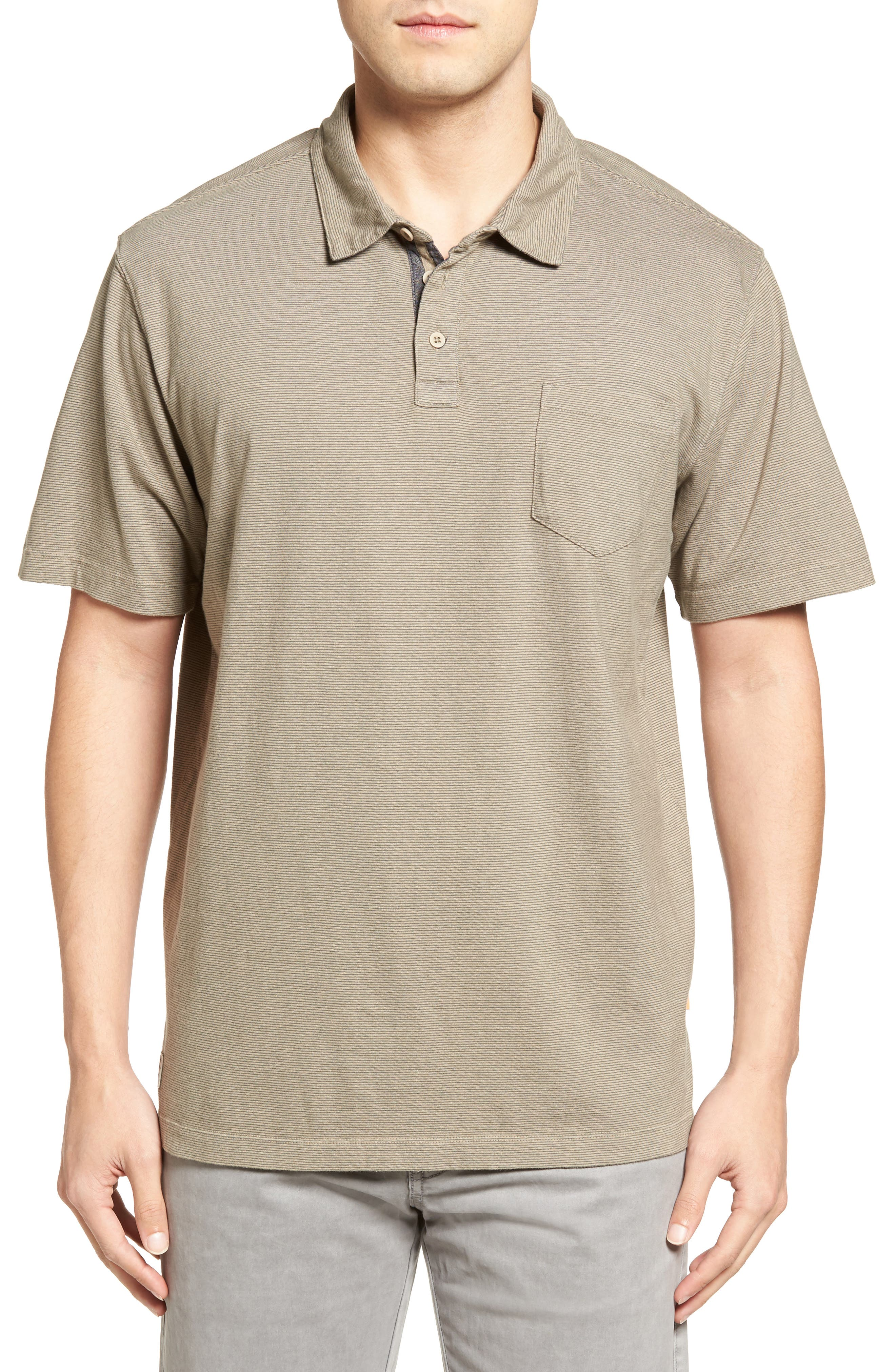 Quiksilver Strolo 5 Cotton Polo