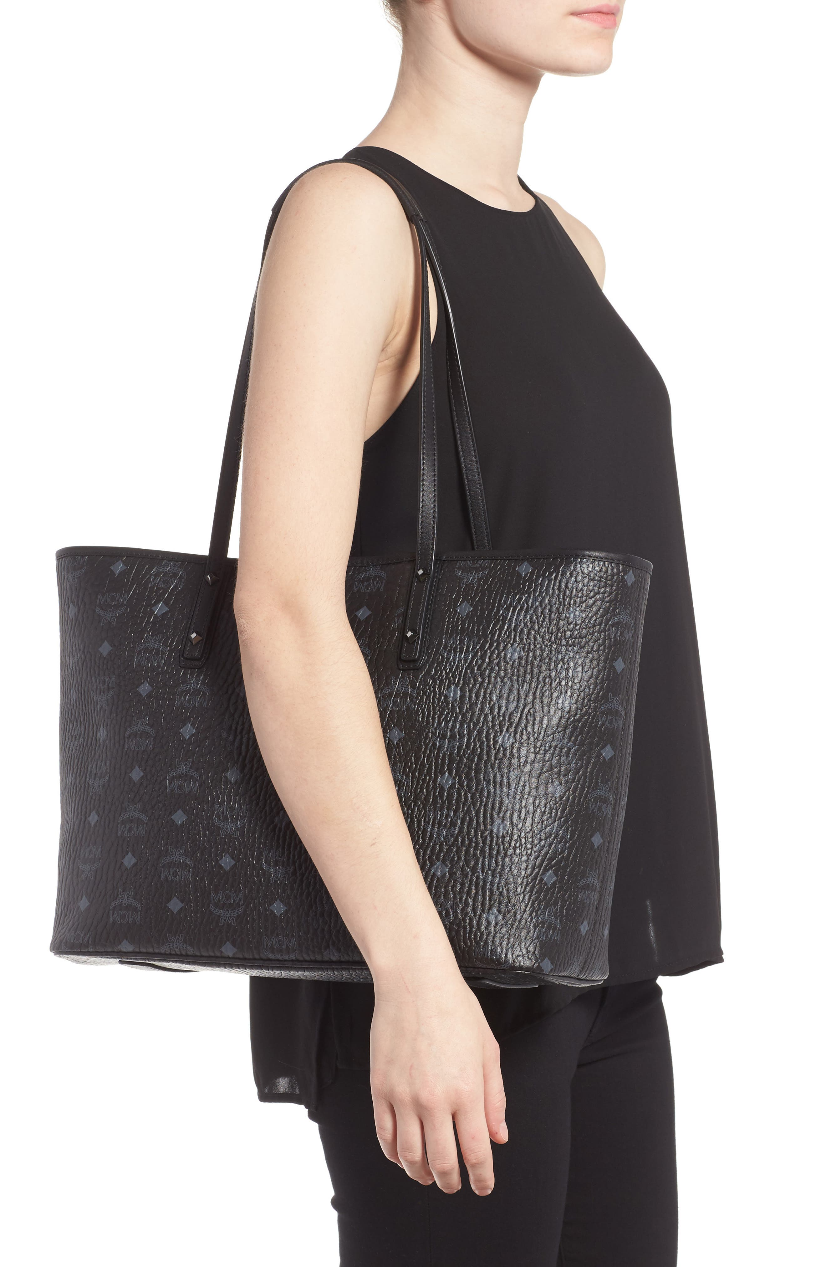 Alternate Image 2  - MCM Medium Anya Tote