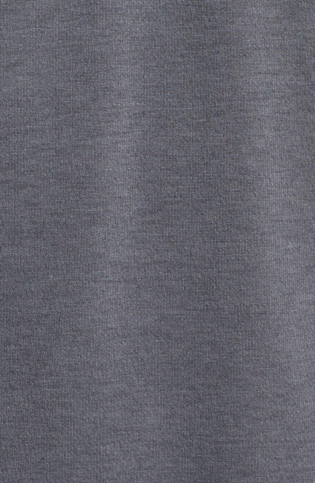 Alternate Image 5  - Under Armour ColdGear® Quarter-Zip Pullover