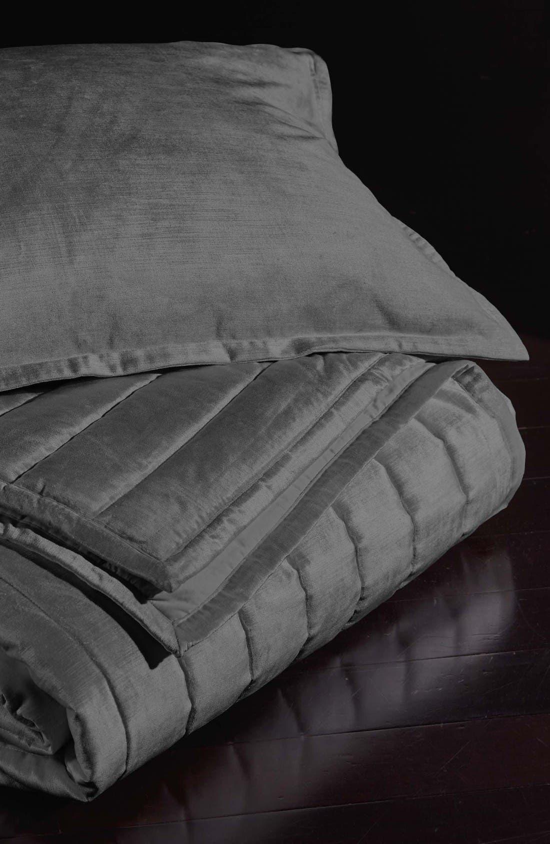 Donna Karan New York Velvet Quilt & Shams