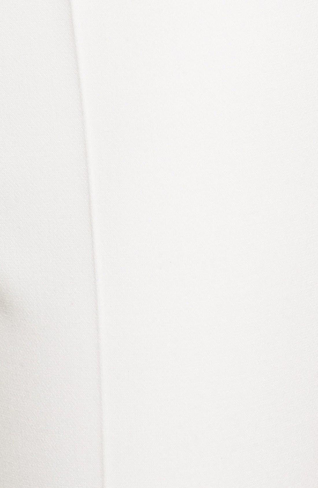 Alternate Image 5  - BOSS 'Tiluna' Slim Leg Ankle Trousers (Regular & Petite)