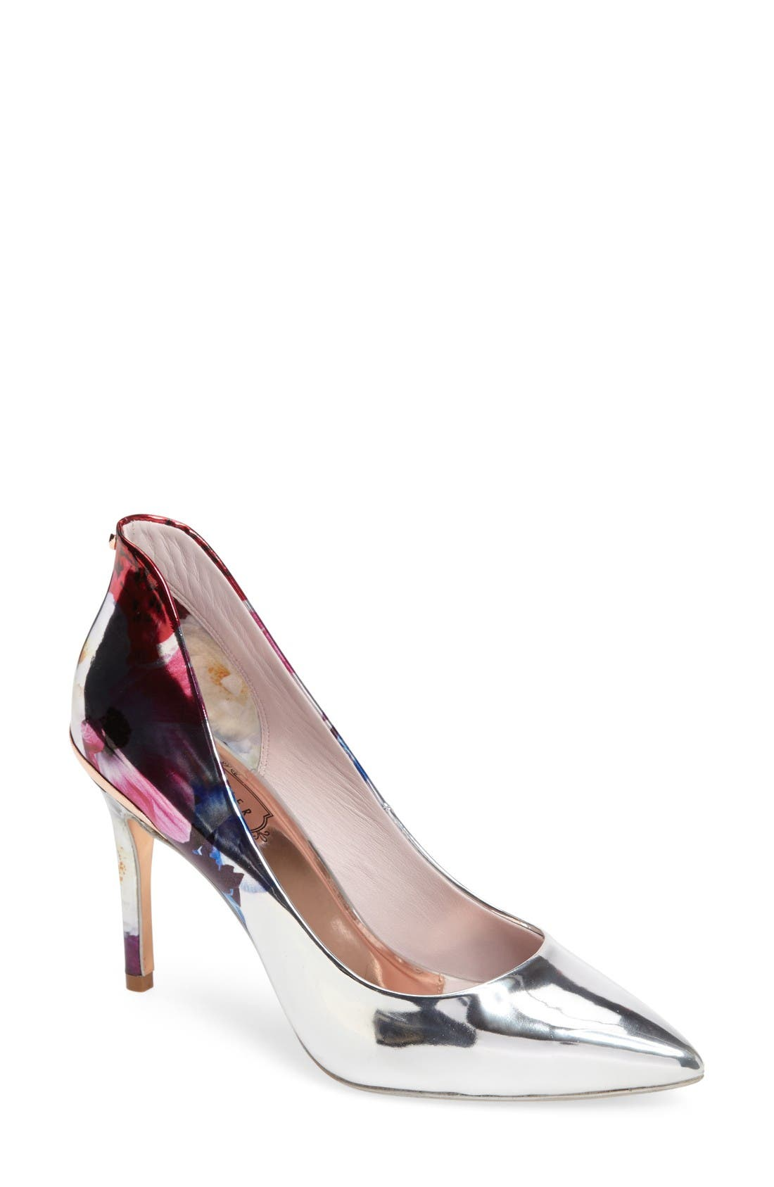Ted Baker London Savei Pointy Toe Pump (Women)