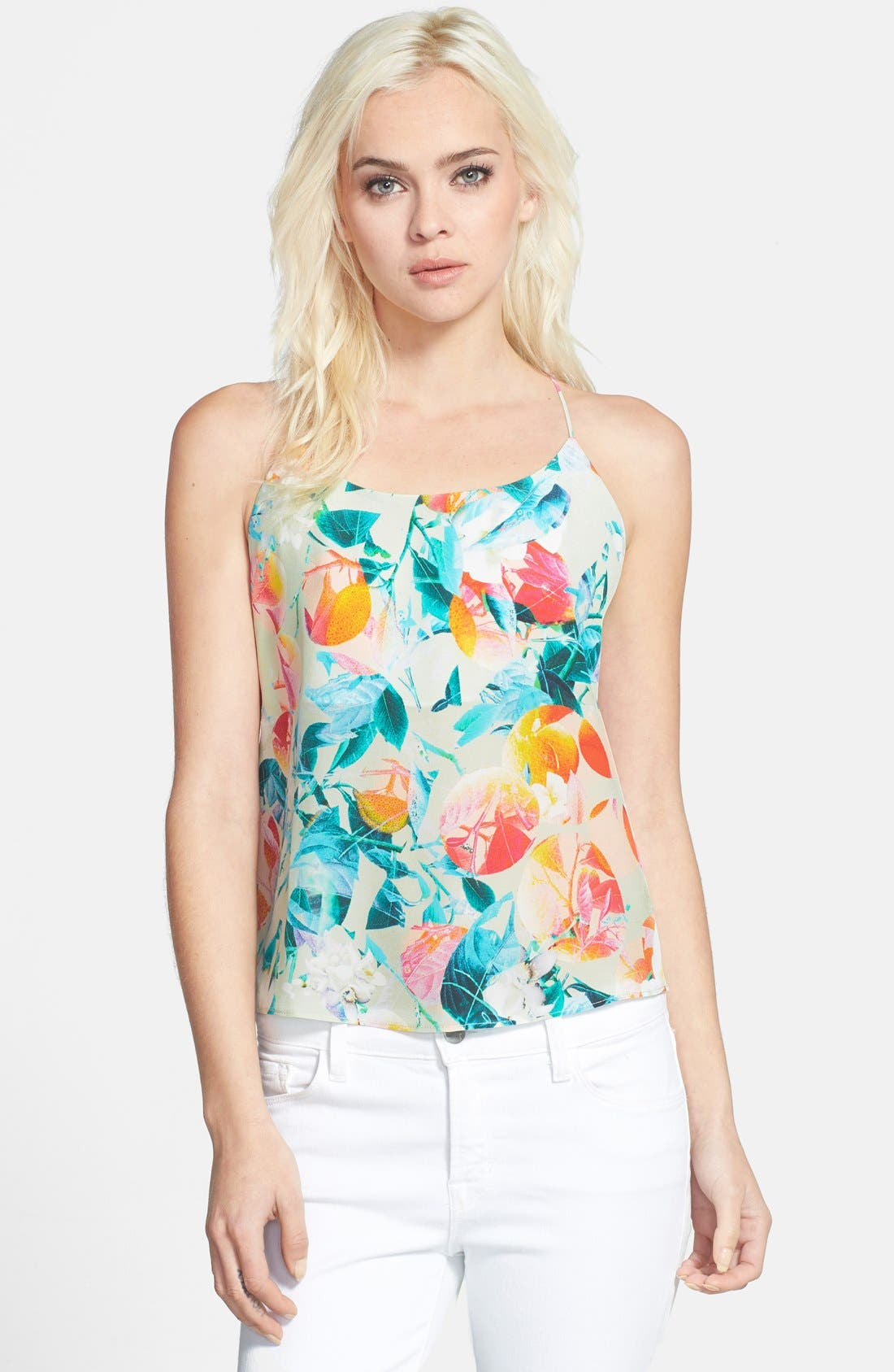 Alternate Image 1 Selected - Townsen 'Bali' Print Camisole