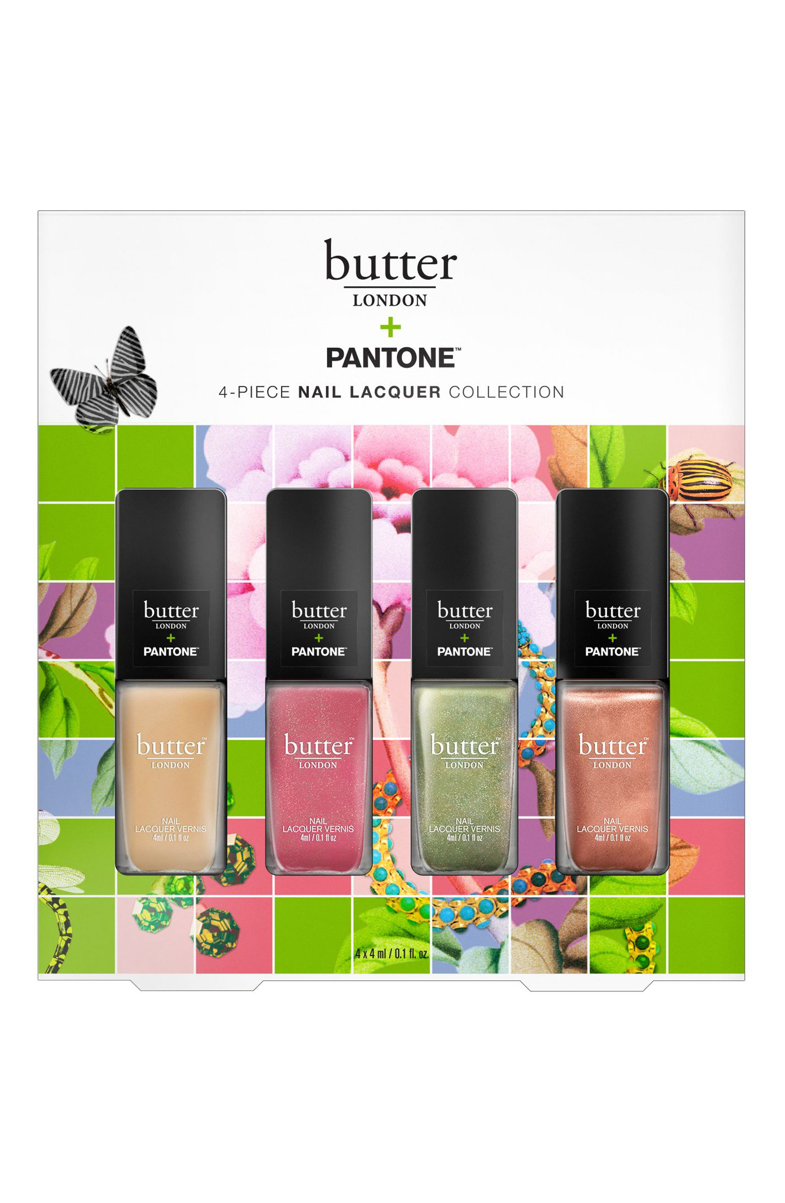 Main Image - butter LONDON Pantone Nail Lacquer Set (Limited Edition)