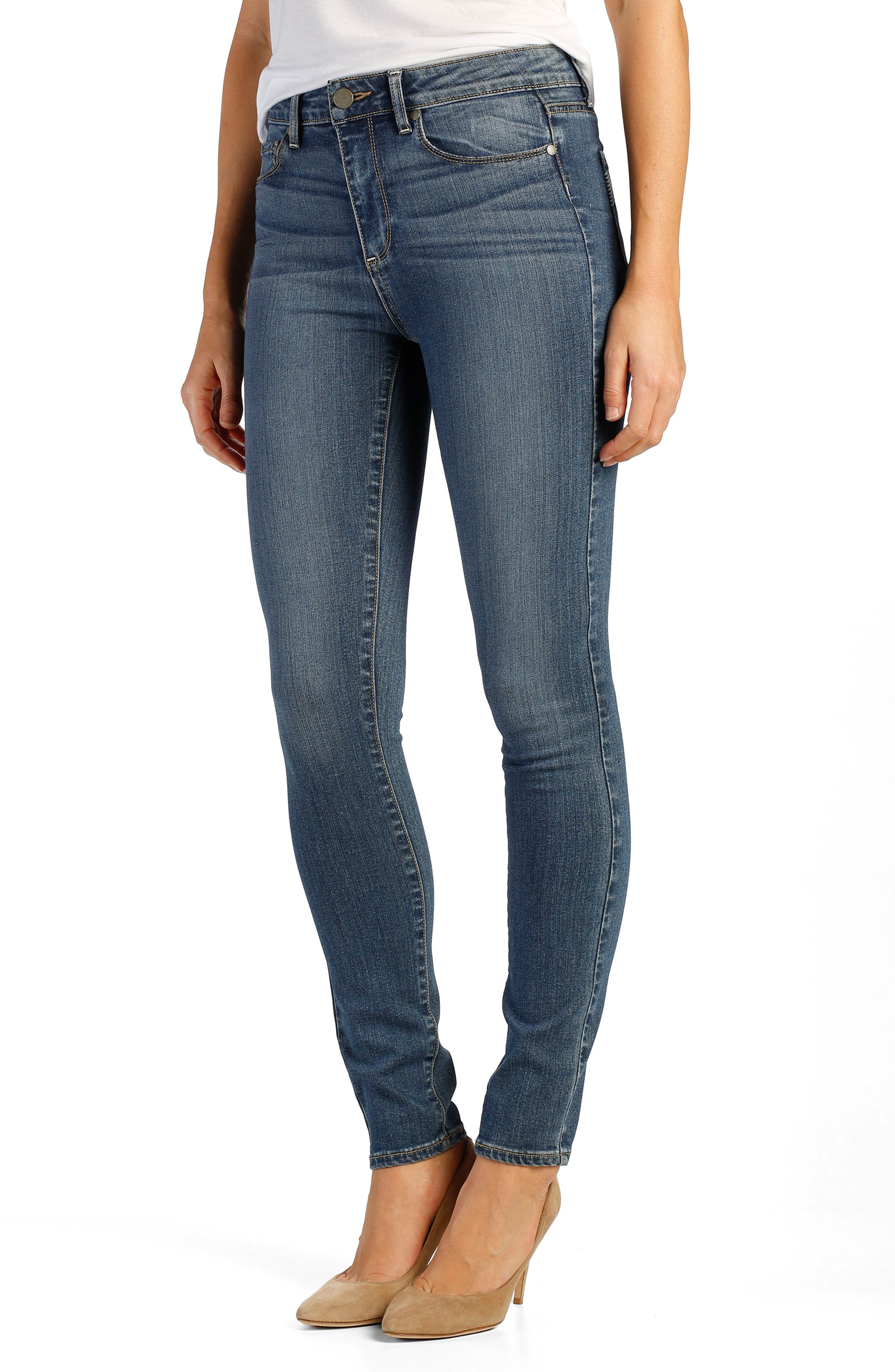 PAIGE Transcend - Hoxton High Rise Ultra Skinny