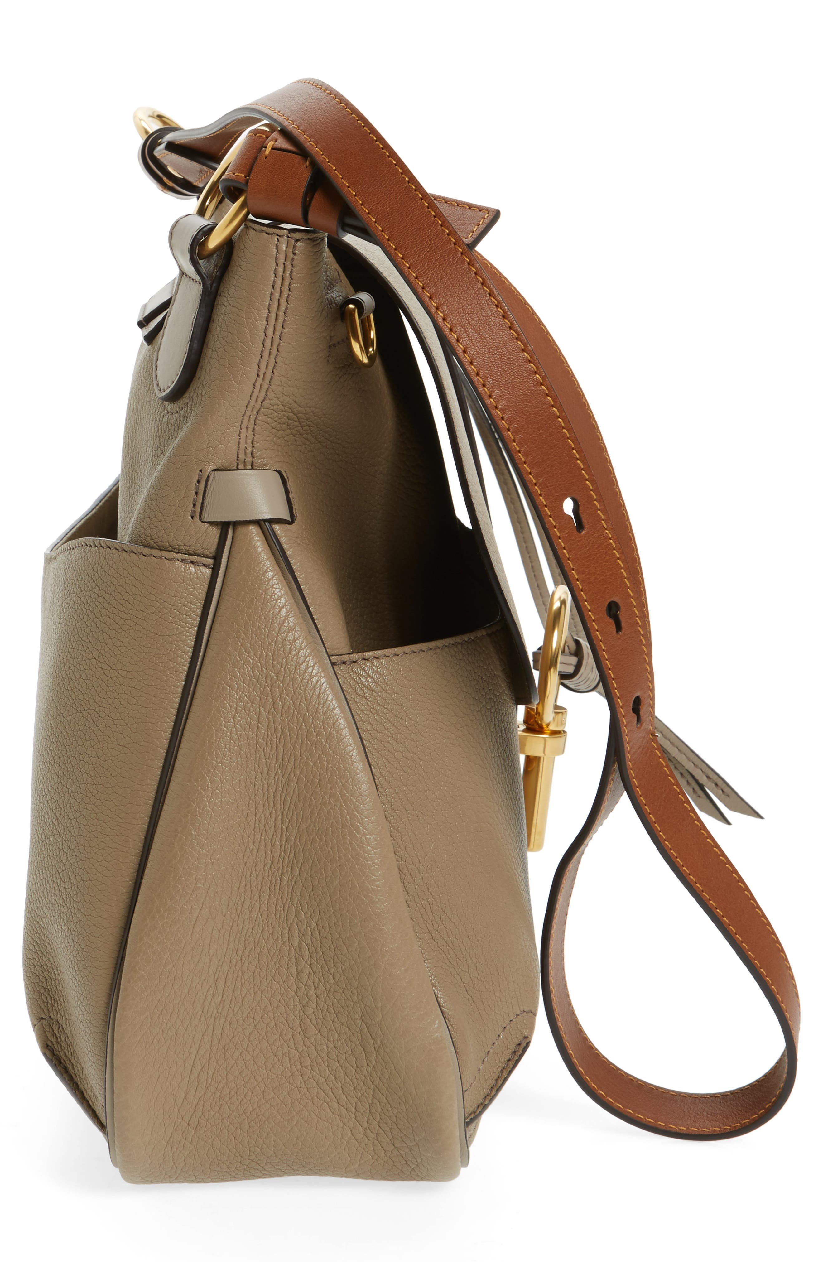 Alternate Image 3  - Chloé Medium Lexa Leather Shoulder Bag