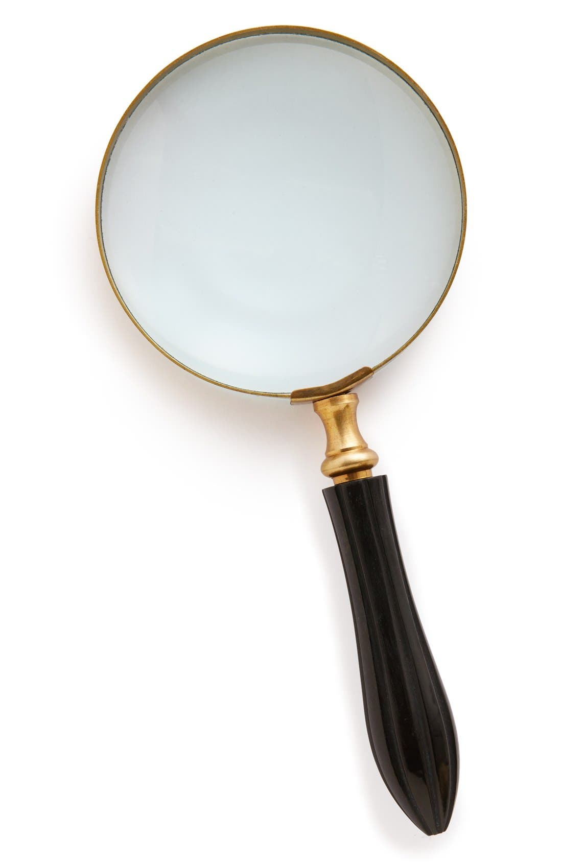 Main Image - Import Collection Carved Horn Magnifying Glass