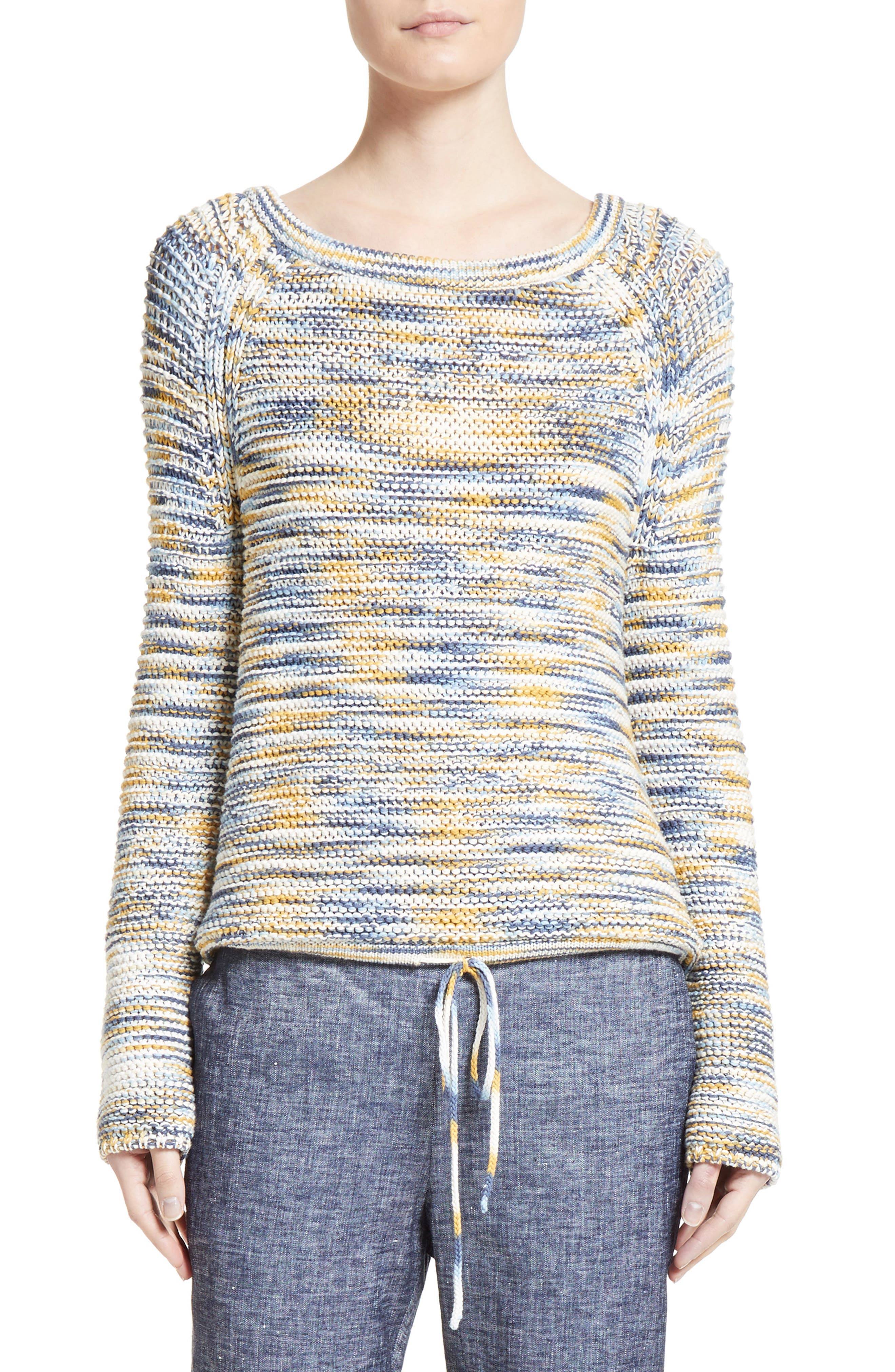 Theory Coella Space Dye Pullover