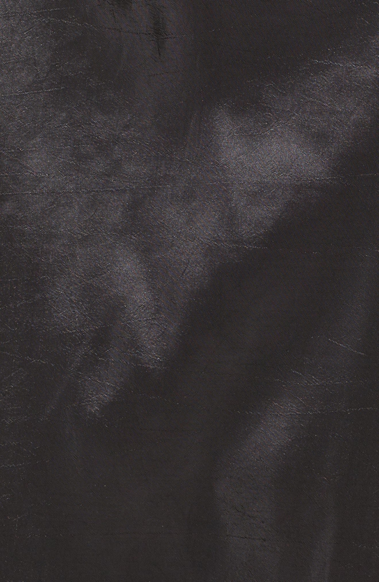 Alternate Image 7  - Xscape Lace & Taffeta Two-Piece Gown