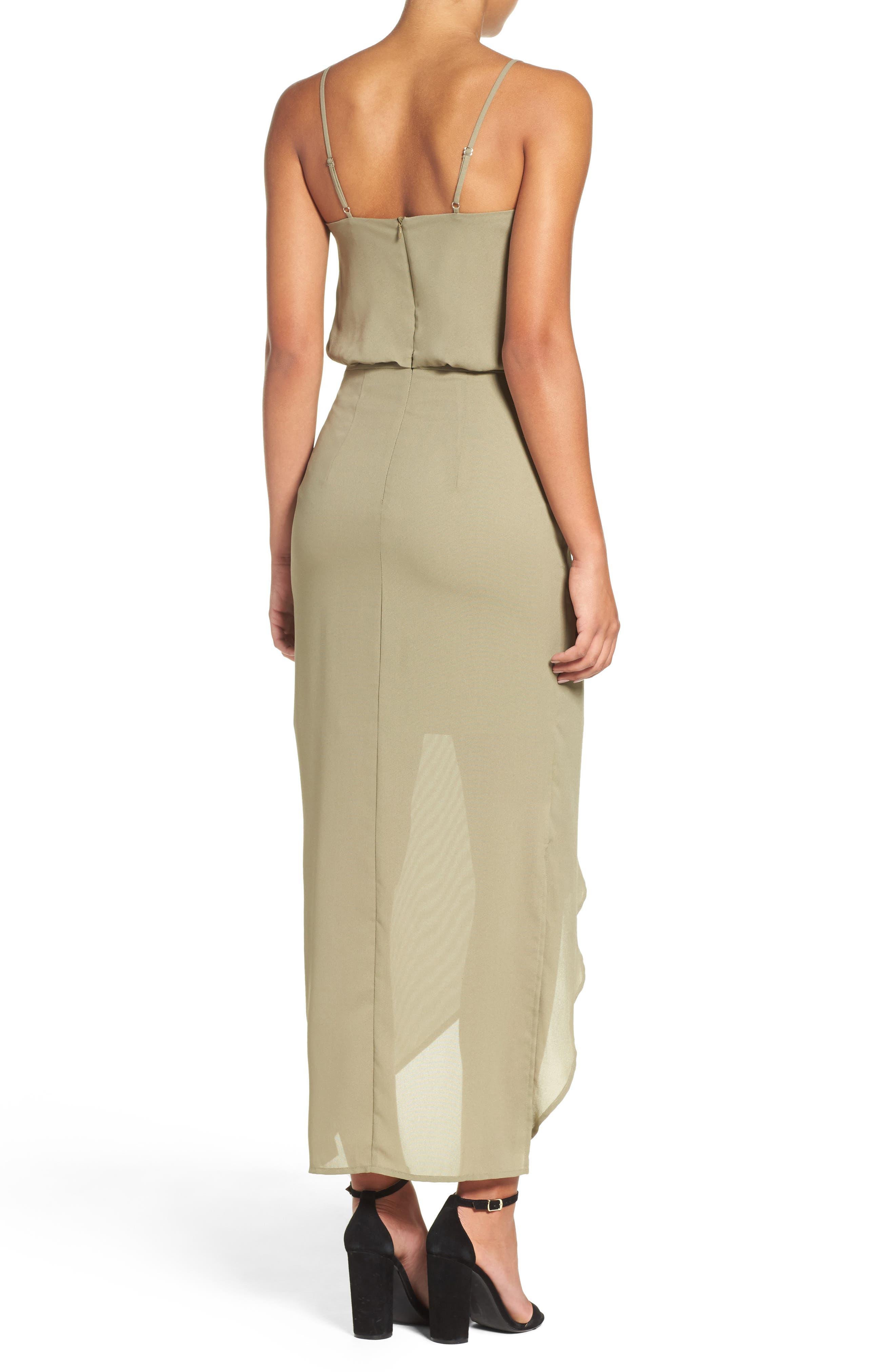 Alternate Image 2  - Cooper St Illustrious Maxi Dress