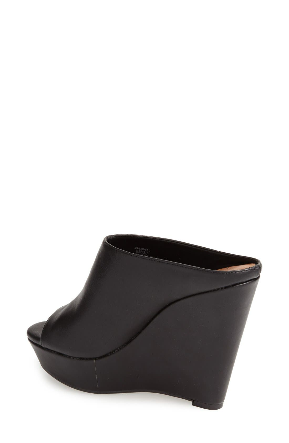 Alternate Image 2  - Jessica Simpson 'Lovell' Platform Wedge Sandal (Women)
