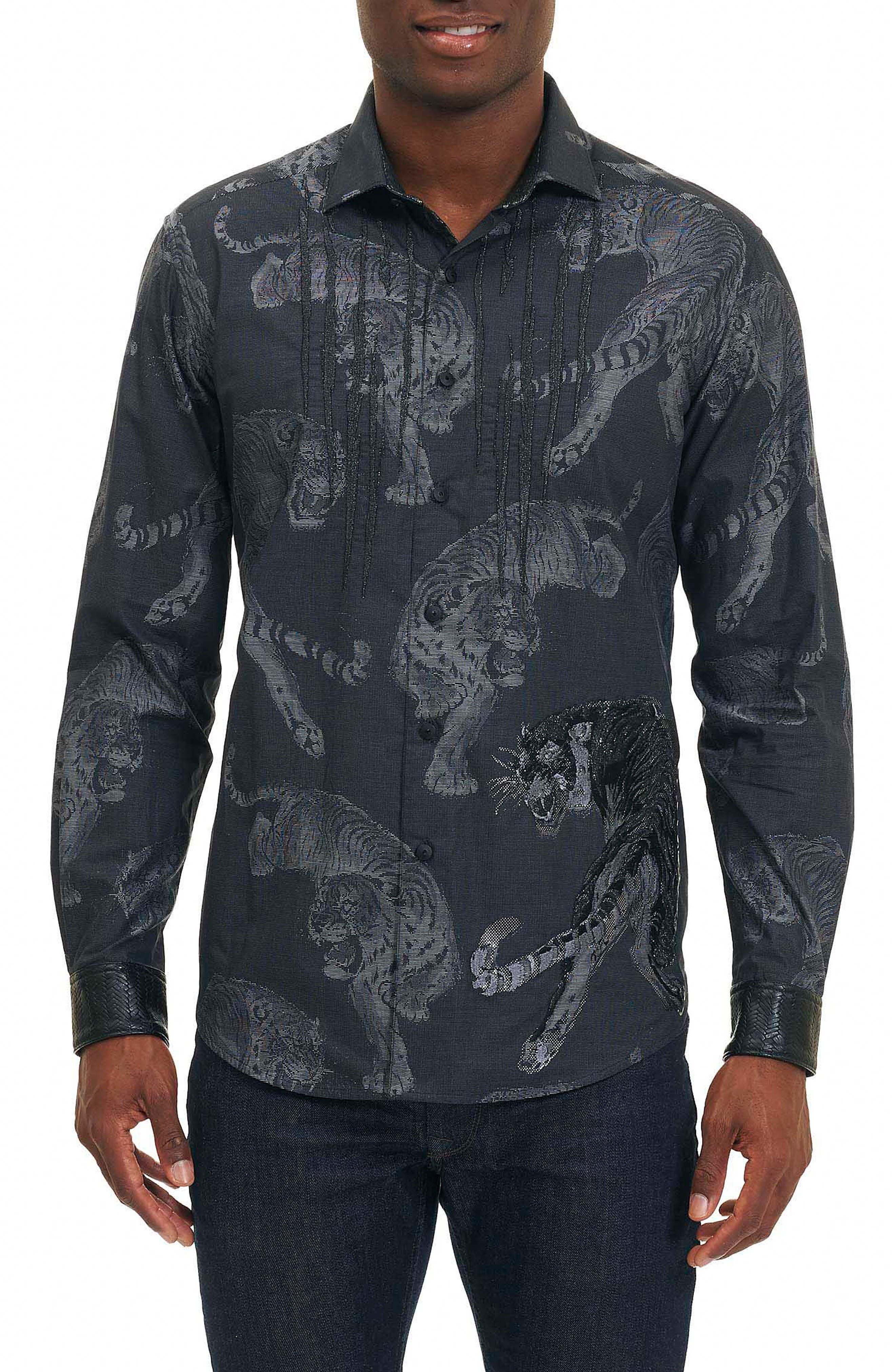 ROBERT GRAHAM The Pepper Sport Shirt