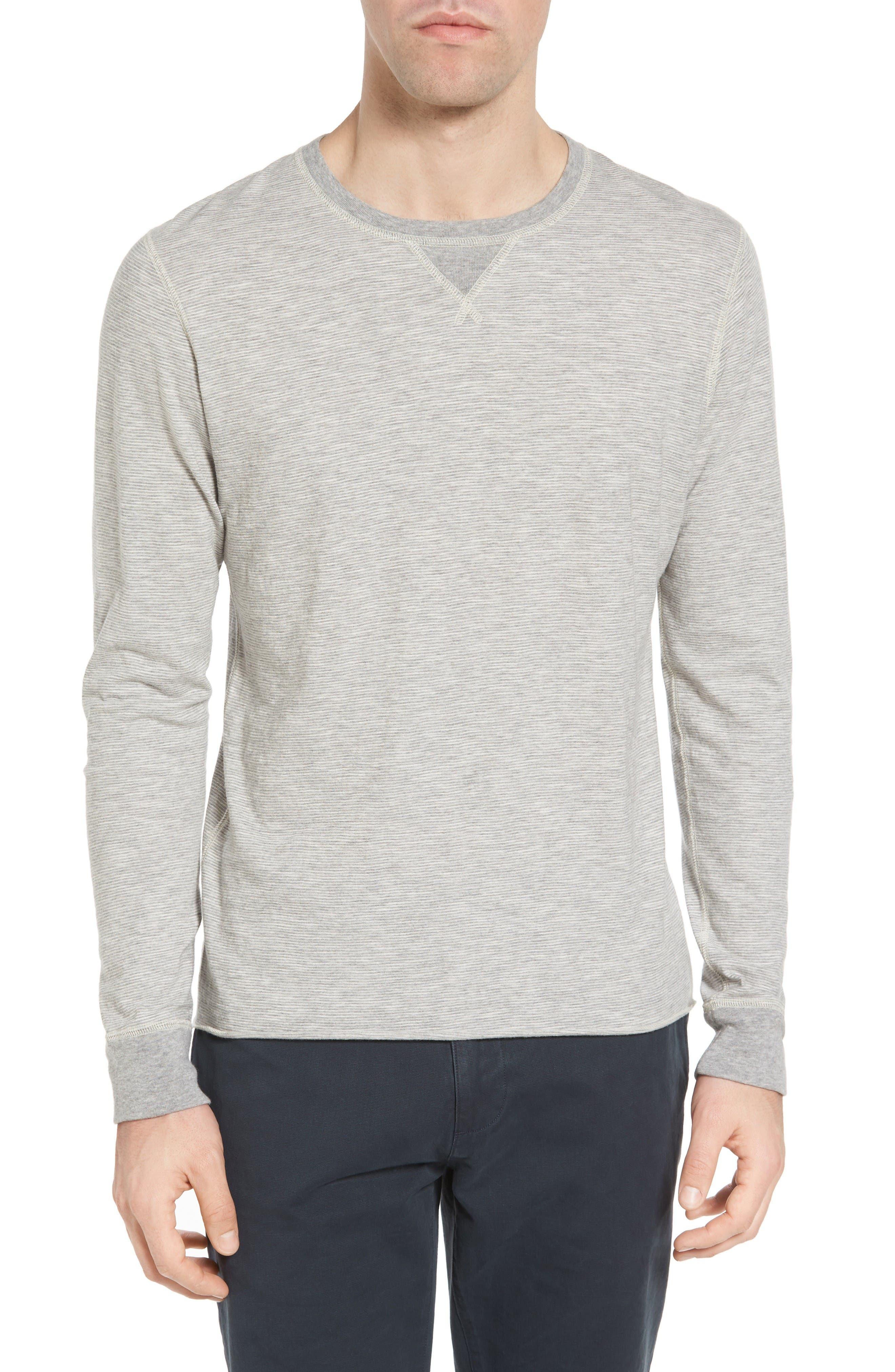 Billy Reid Dylan Stripe T-Shirt