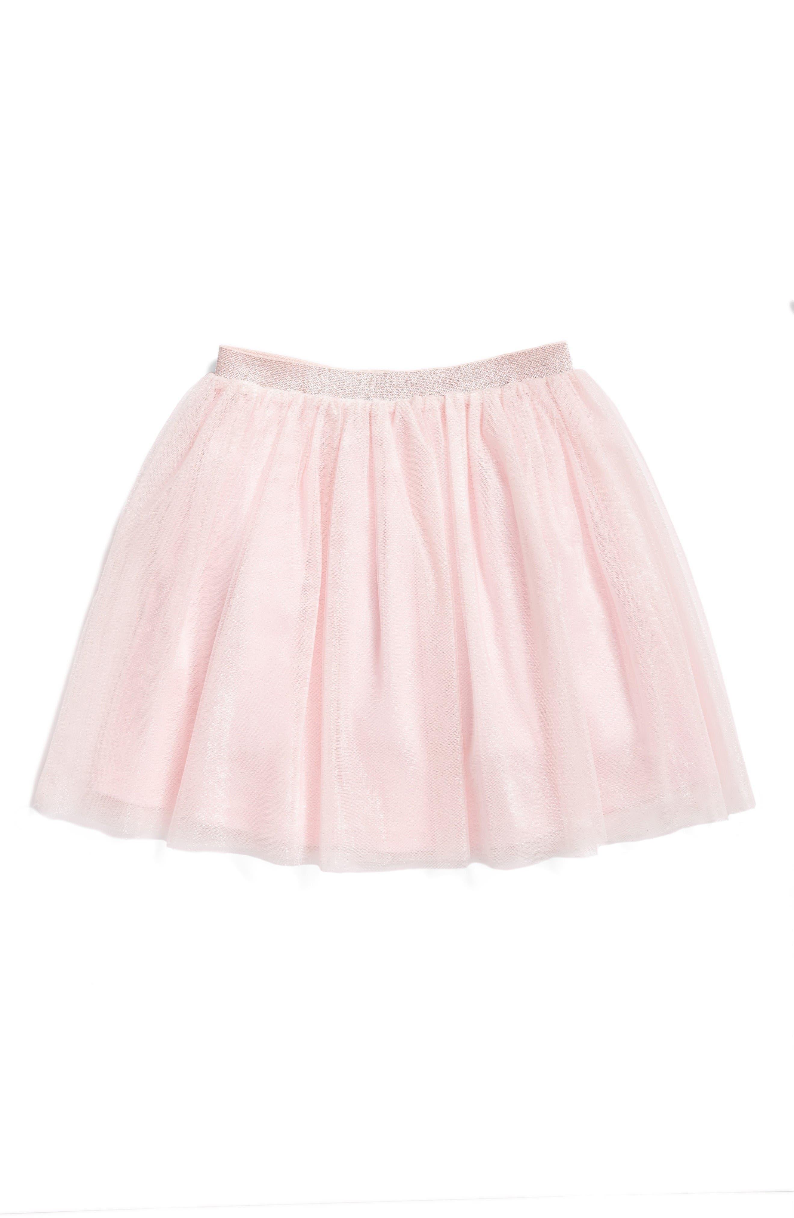 TRULY ME Metallic Tutu Skirt