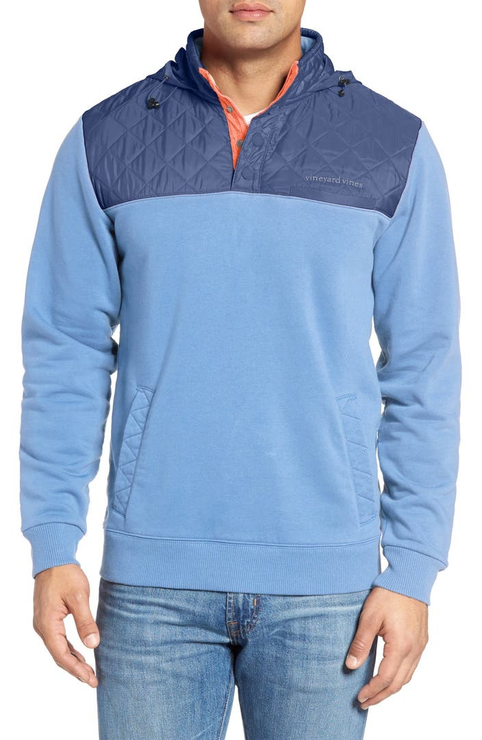 Vineyard Vines Quilted Sweatshirt Nordstrom