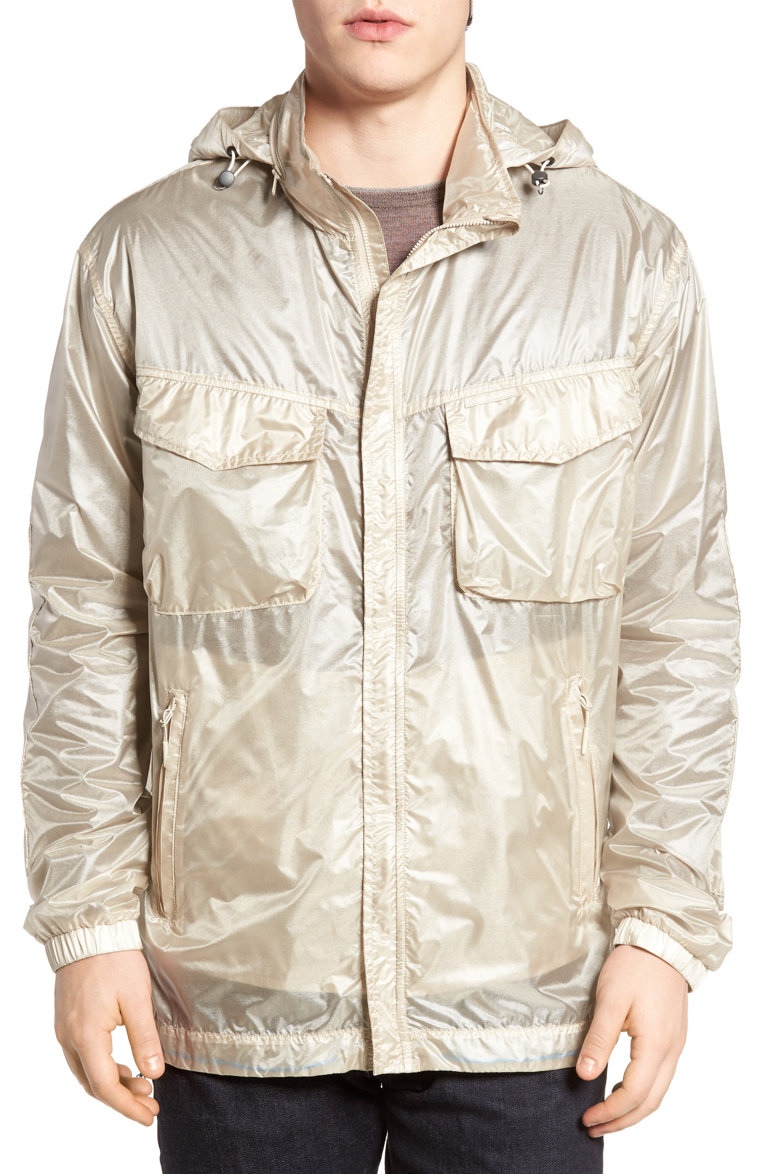 Canada Goose McKinnon Slim Fit Wind Jacket