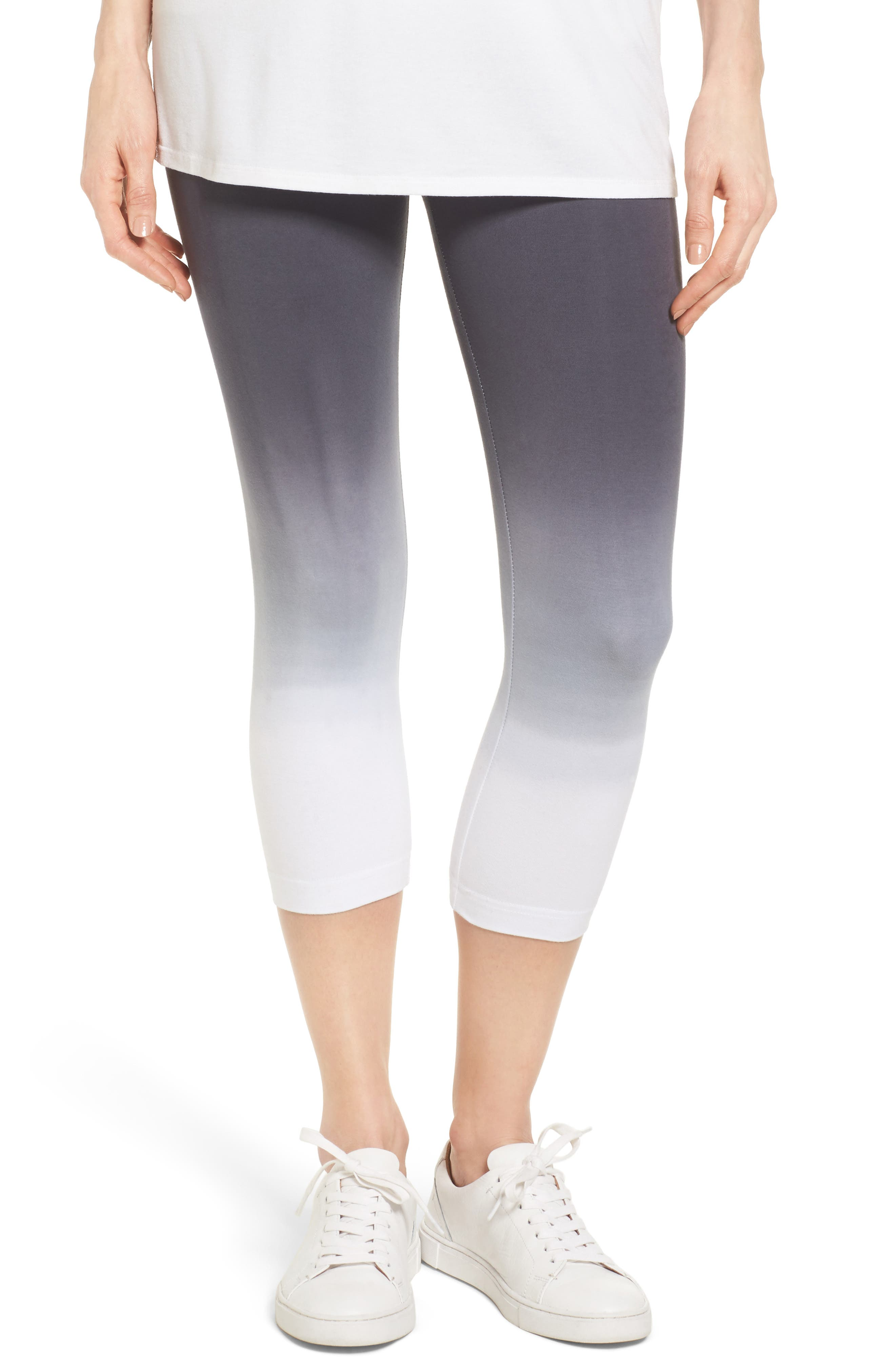 LYSSÉ Control Top High Waist Capris